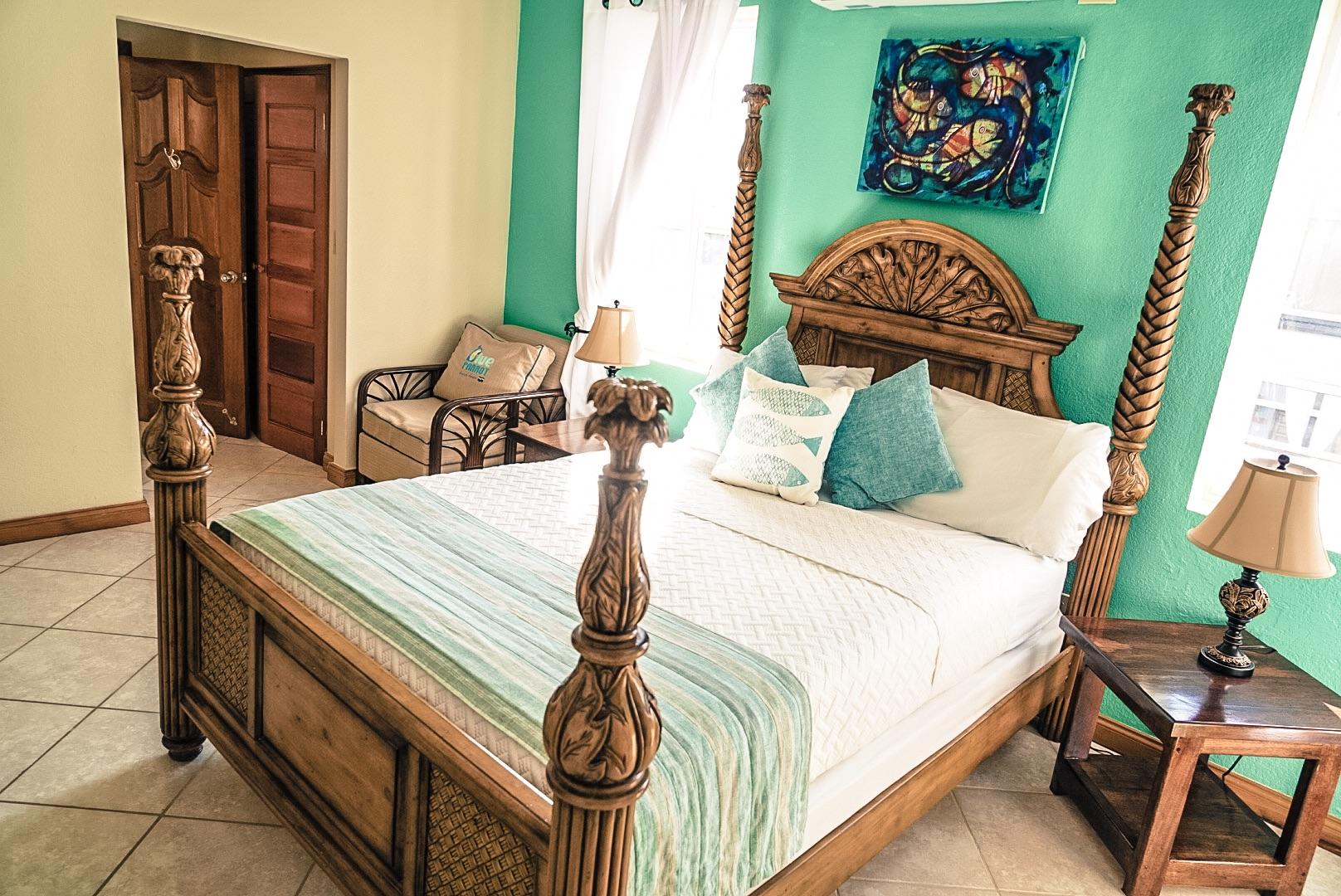 Master Bedroom Upper Villa