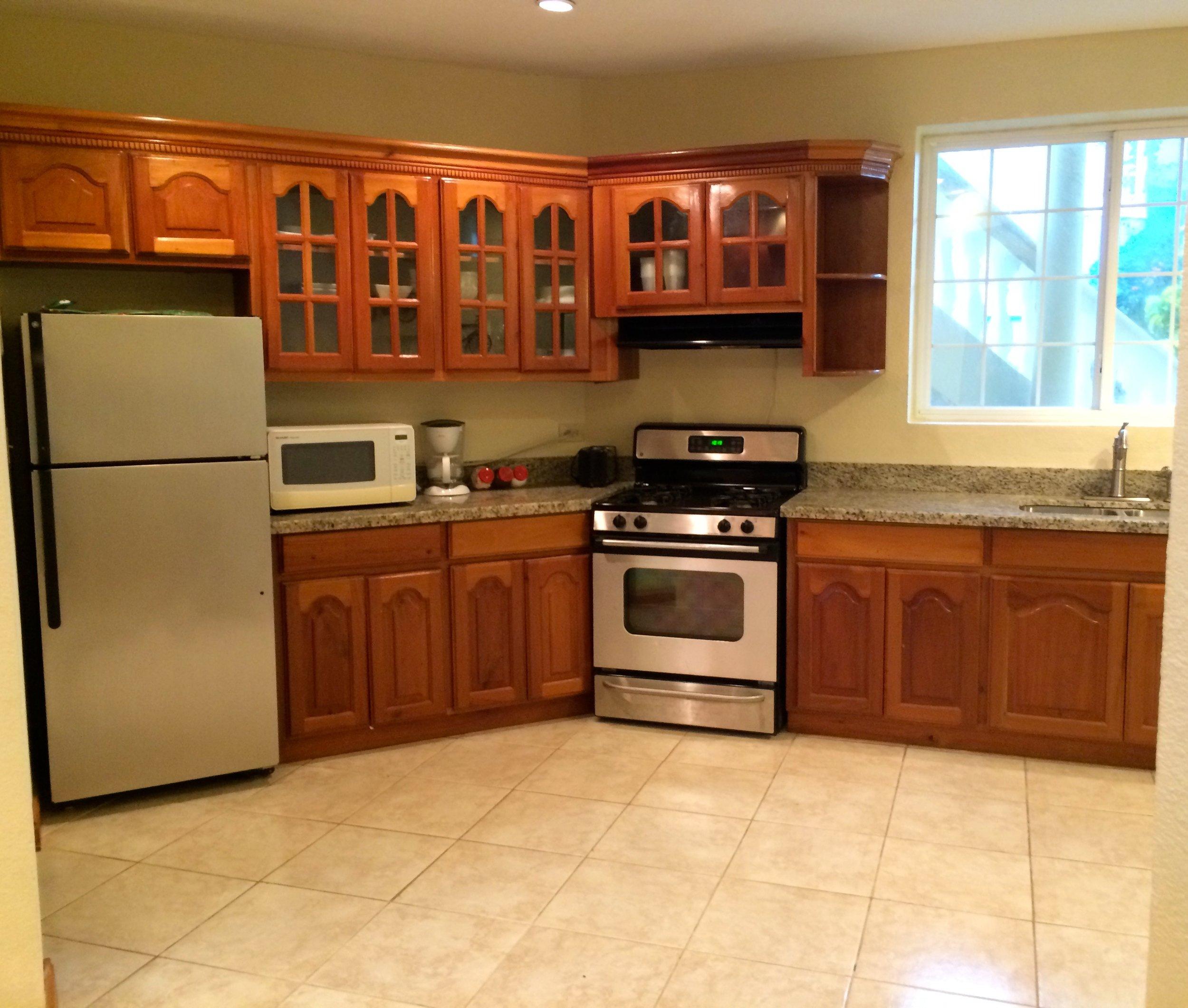 Kitchen - Upper Villa