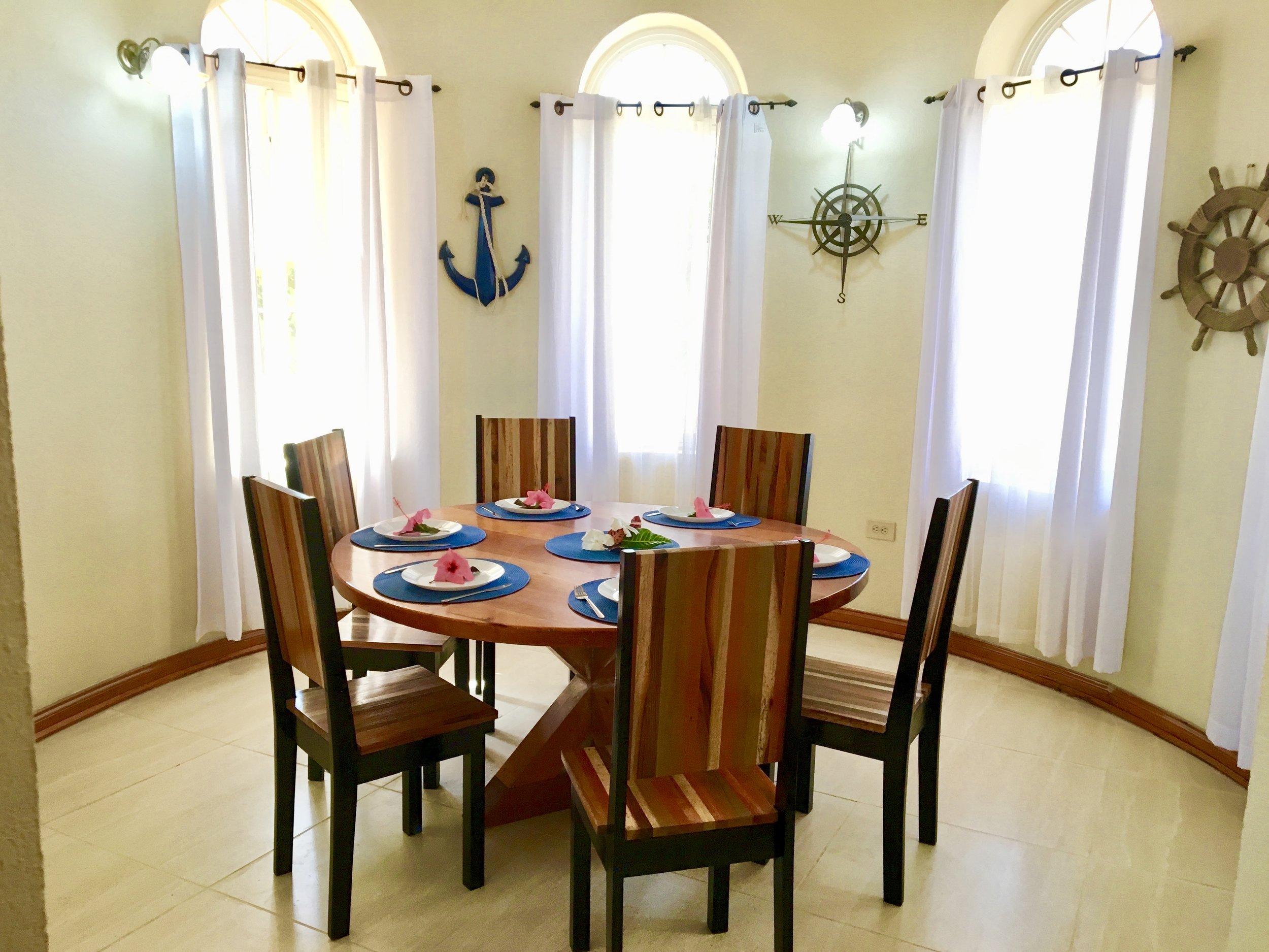 Dining Room - Lower Villa