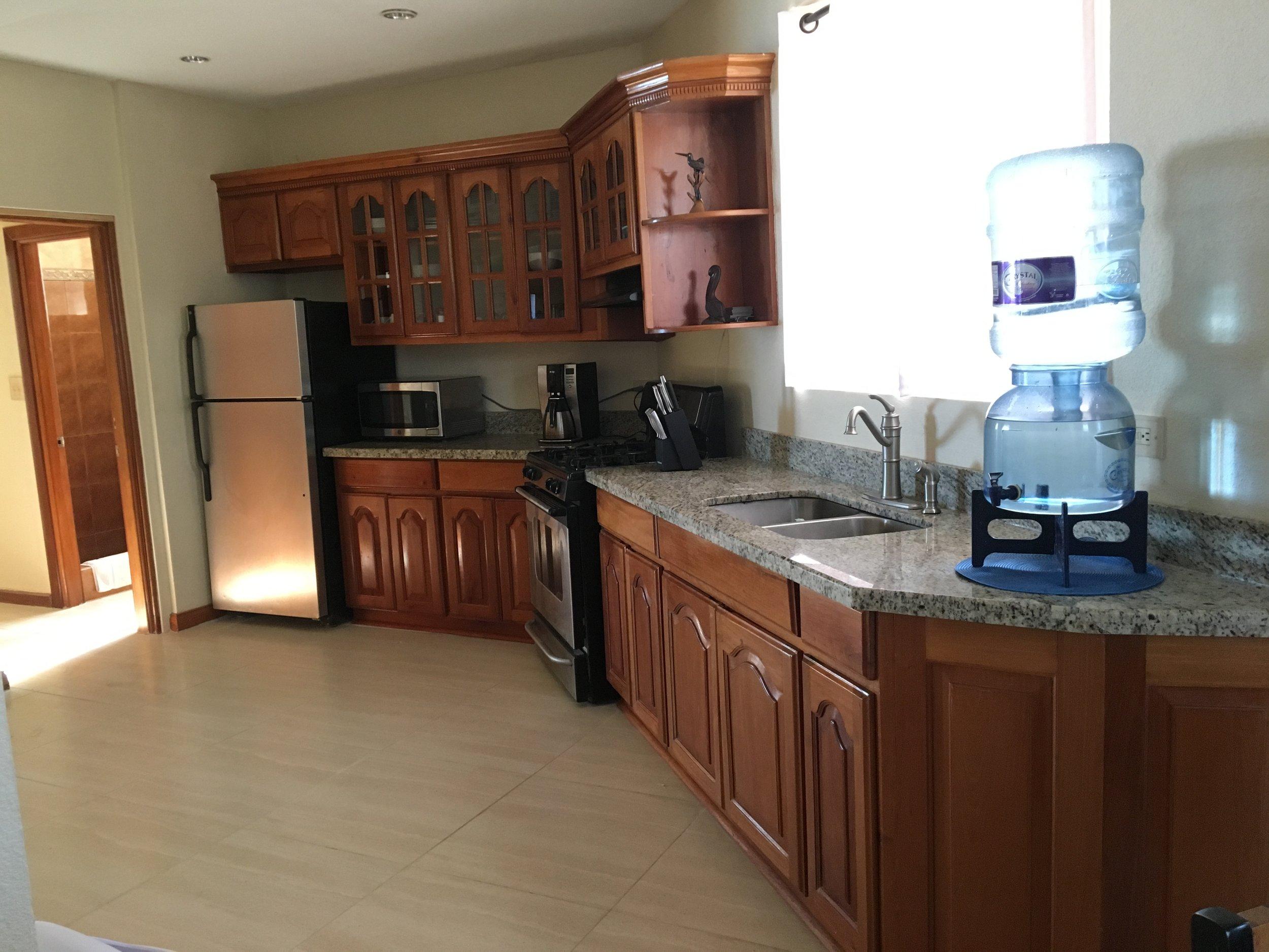 Kitchen - Lower Villa