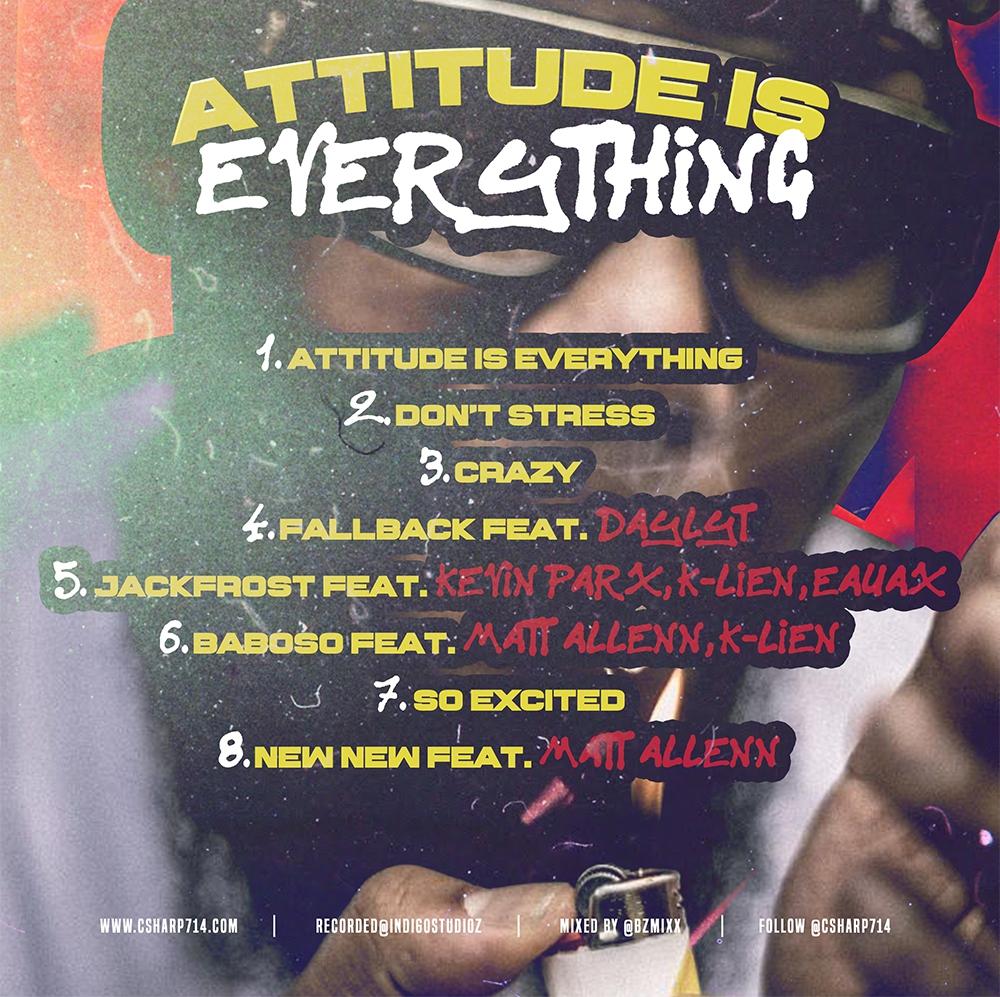 CSharp Attitude Is Everything Back.jpg