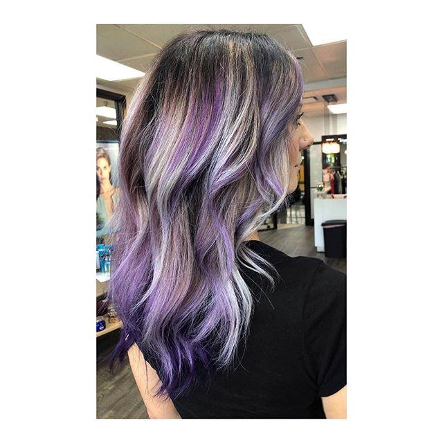 L A V E N D E R  @cmaxon  #infinitisalon #infinitportfolio #inspire #influence #illuminate #rochesterhairstylist #rocsalon #rochesterny#hair #hairdresser #style #lavender #lavenderhair #dyson #moroccanoil #olaplex #olaplextreatment #olaplexsalon #lovewhatyoudo #ny #nysalon #olaplexhair