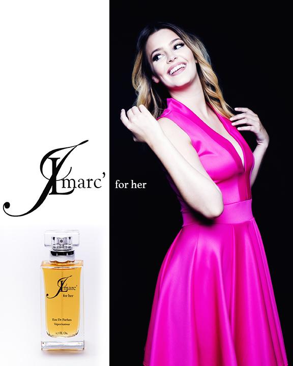 JLmarc' For Her Parfum     Here