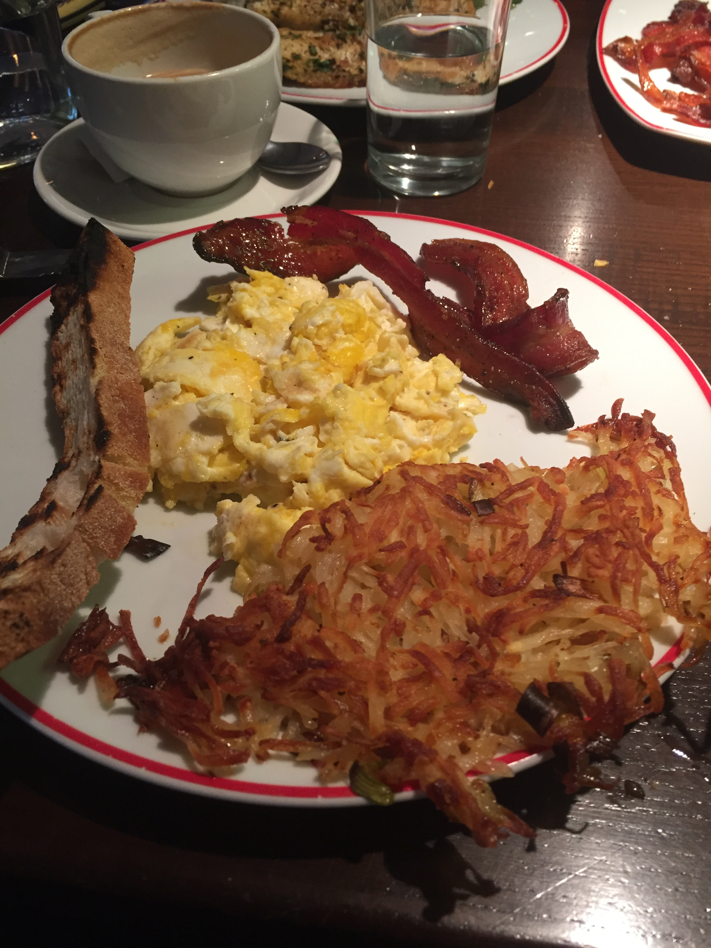 Founding Farmer's Breakfast