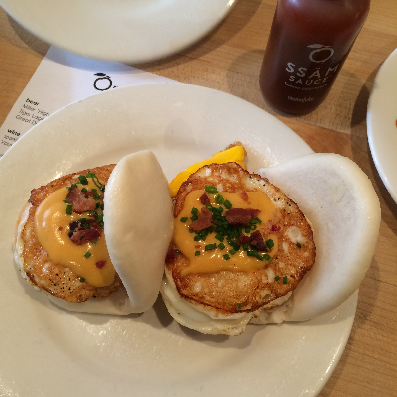 Asian Egg McMuffins