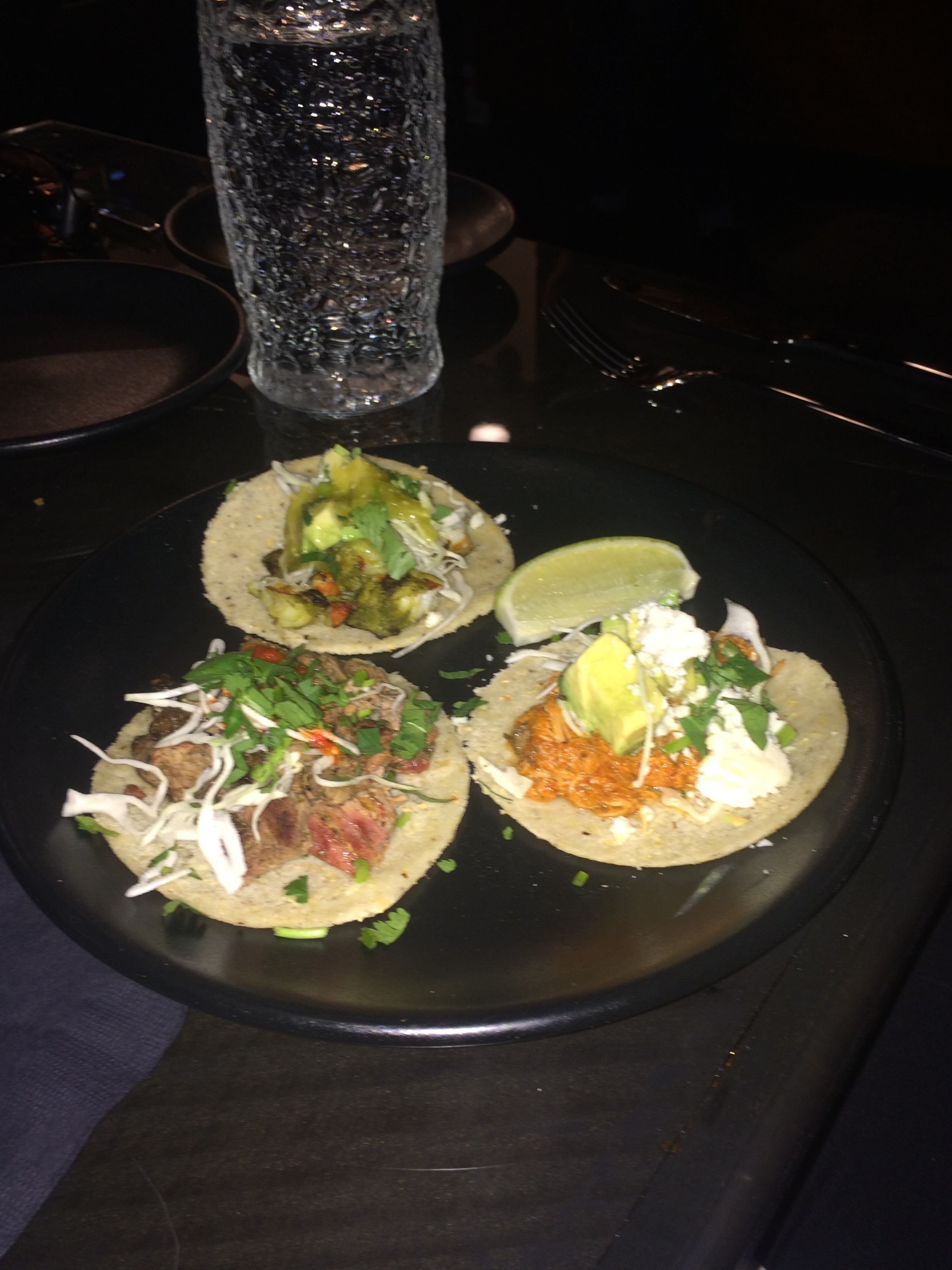 Lots of tacos