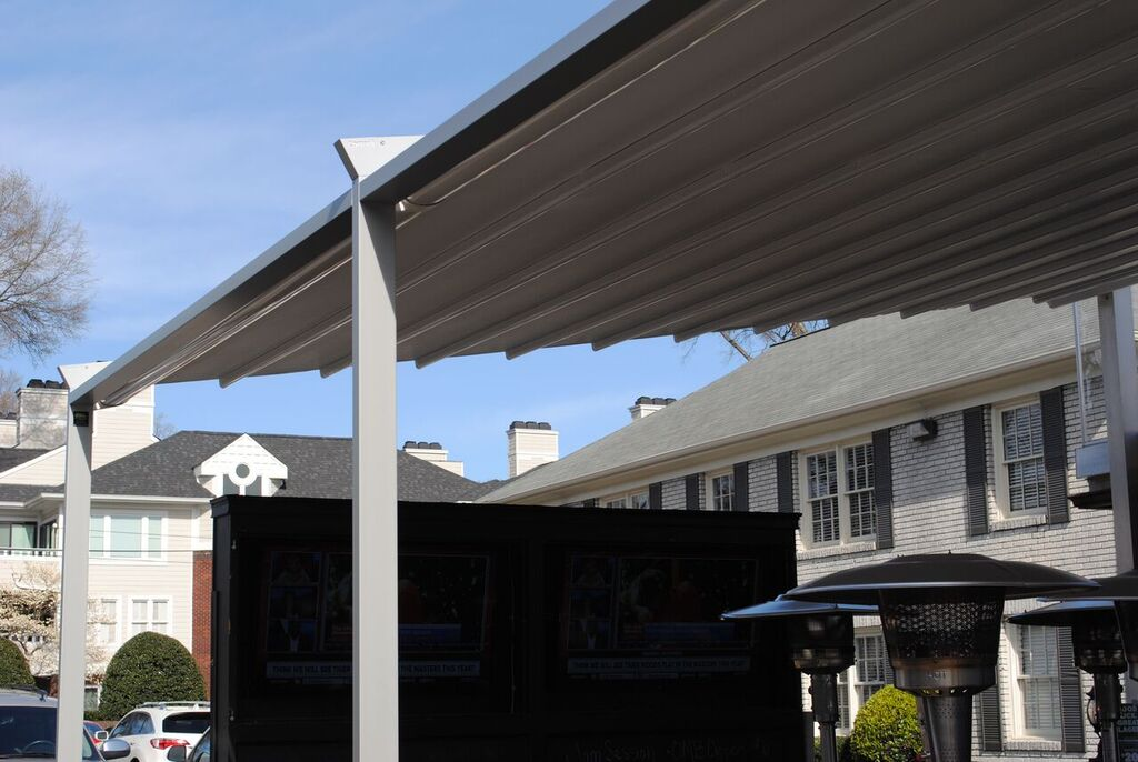 New awning vibes