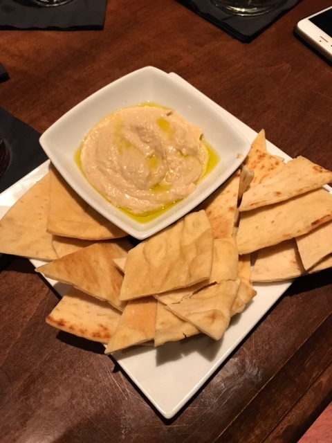 hummus of the day - Miso