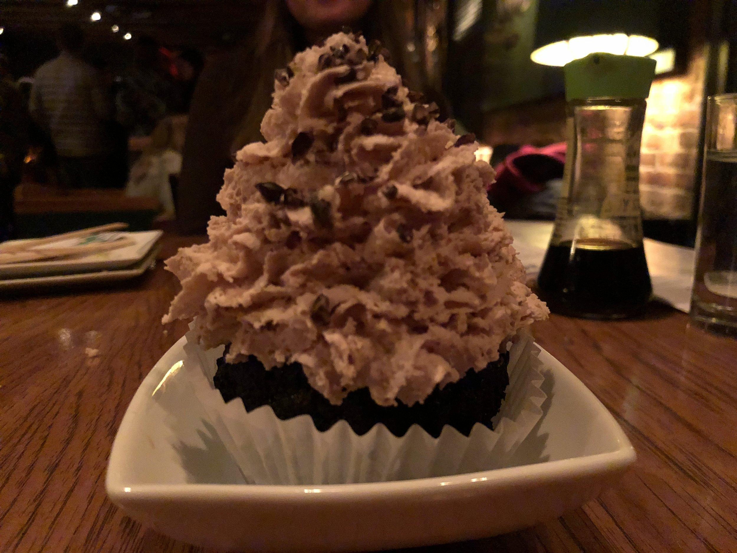 guinness chocolate cupcake -