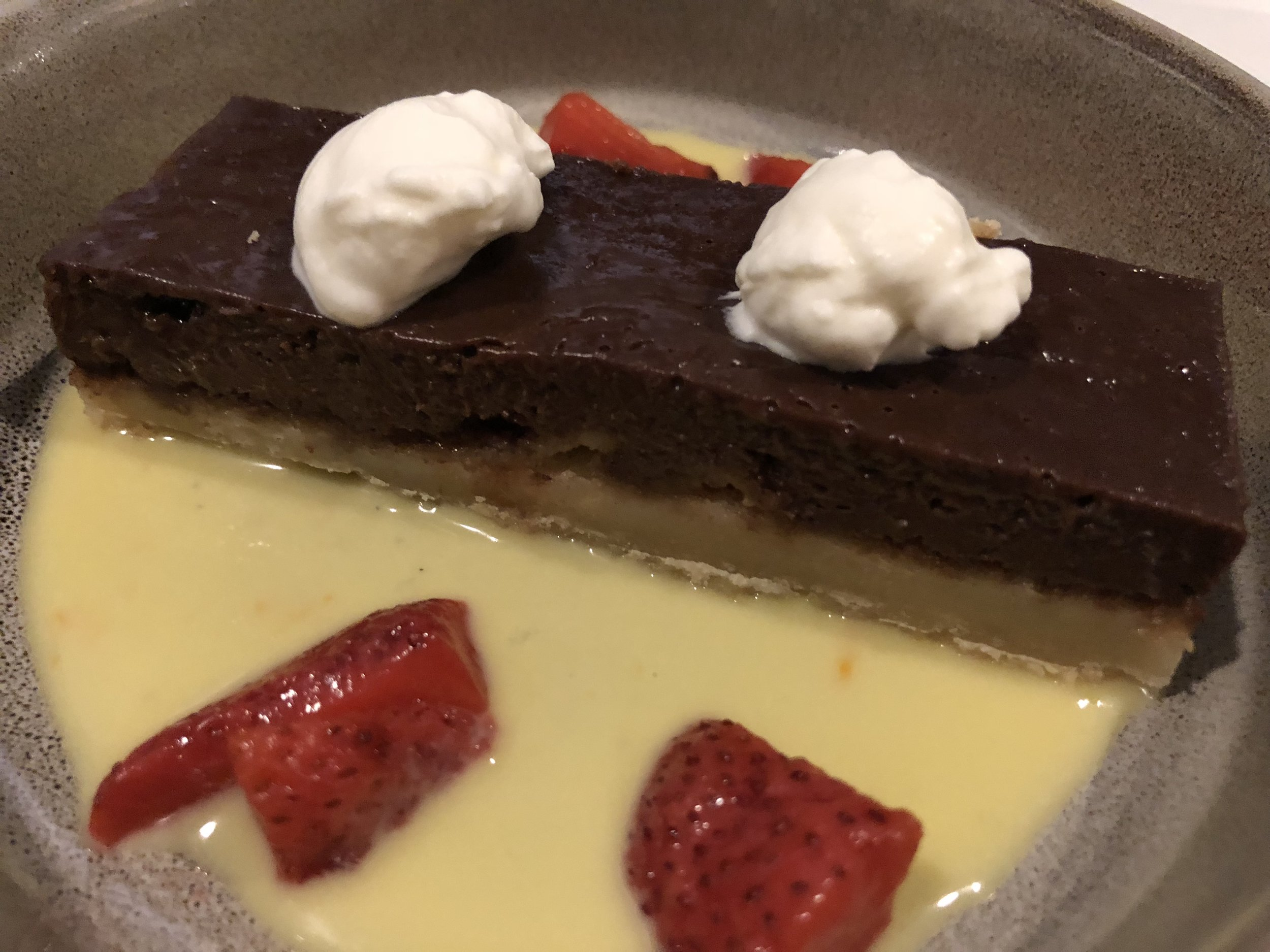 Chocolate Tart -