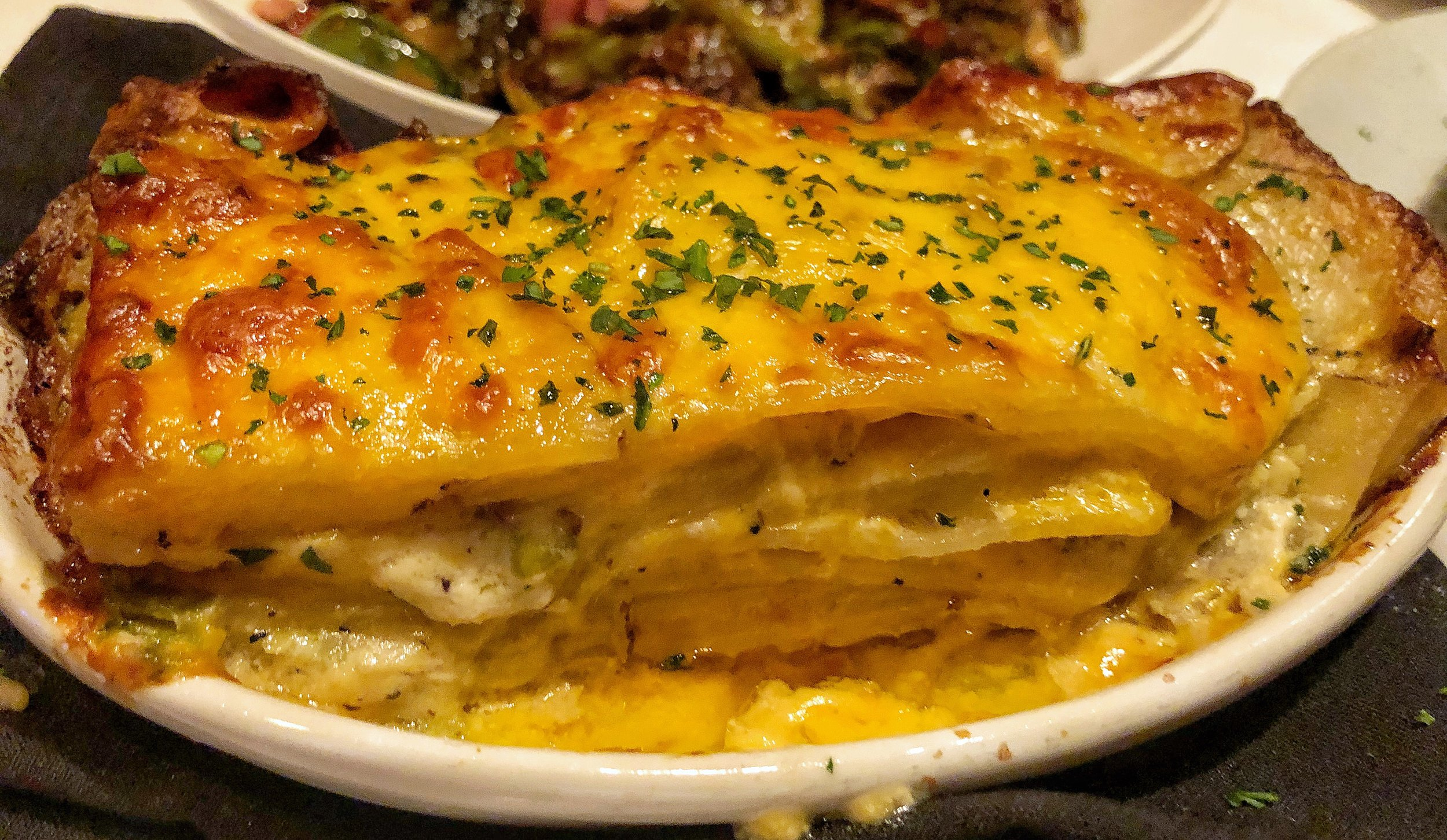Fleming's POtatoes - The best scalloped potatoes of life.
