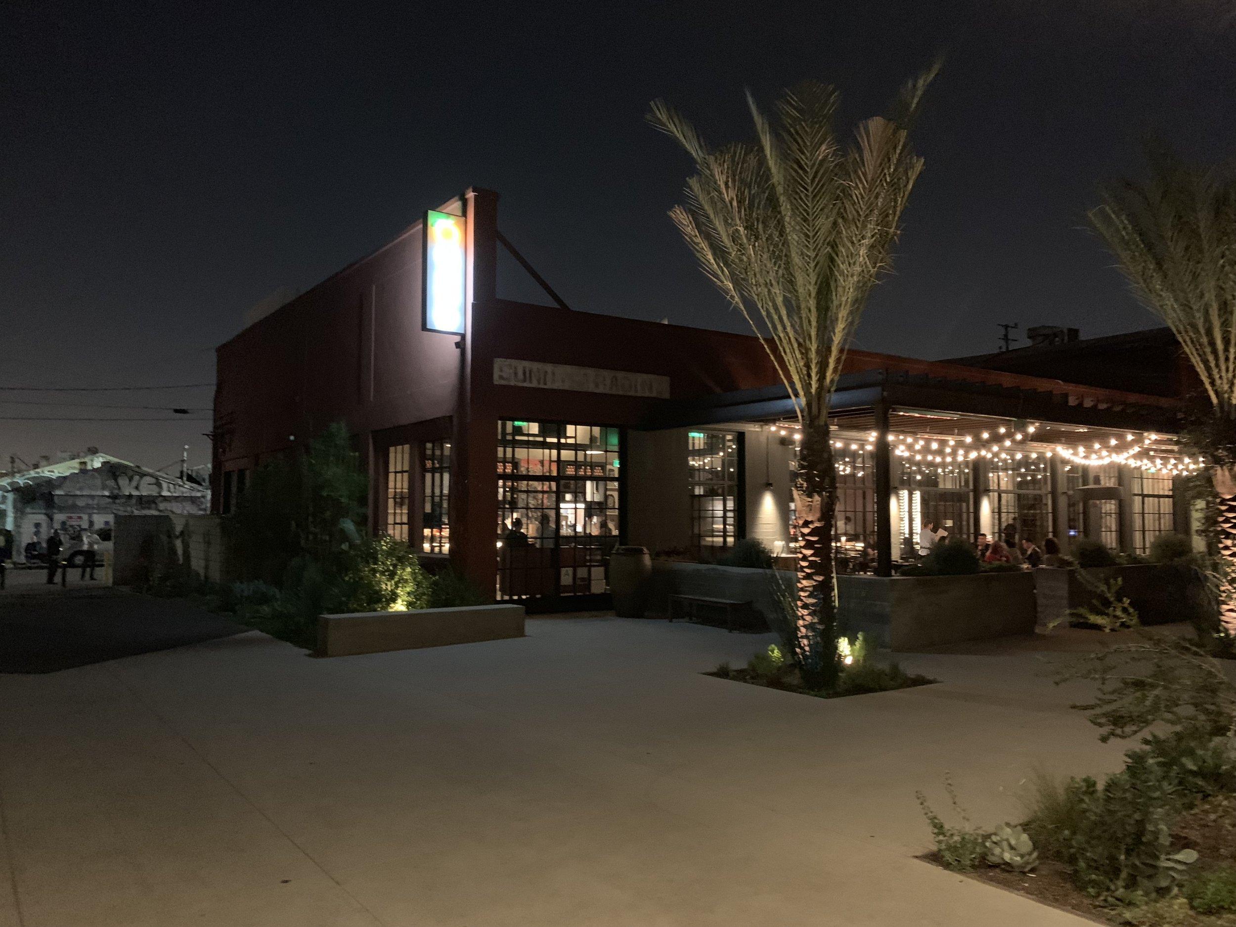 Mojodōmo by night