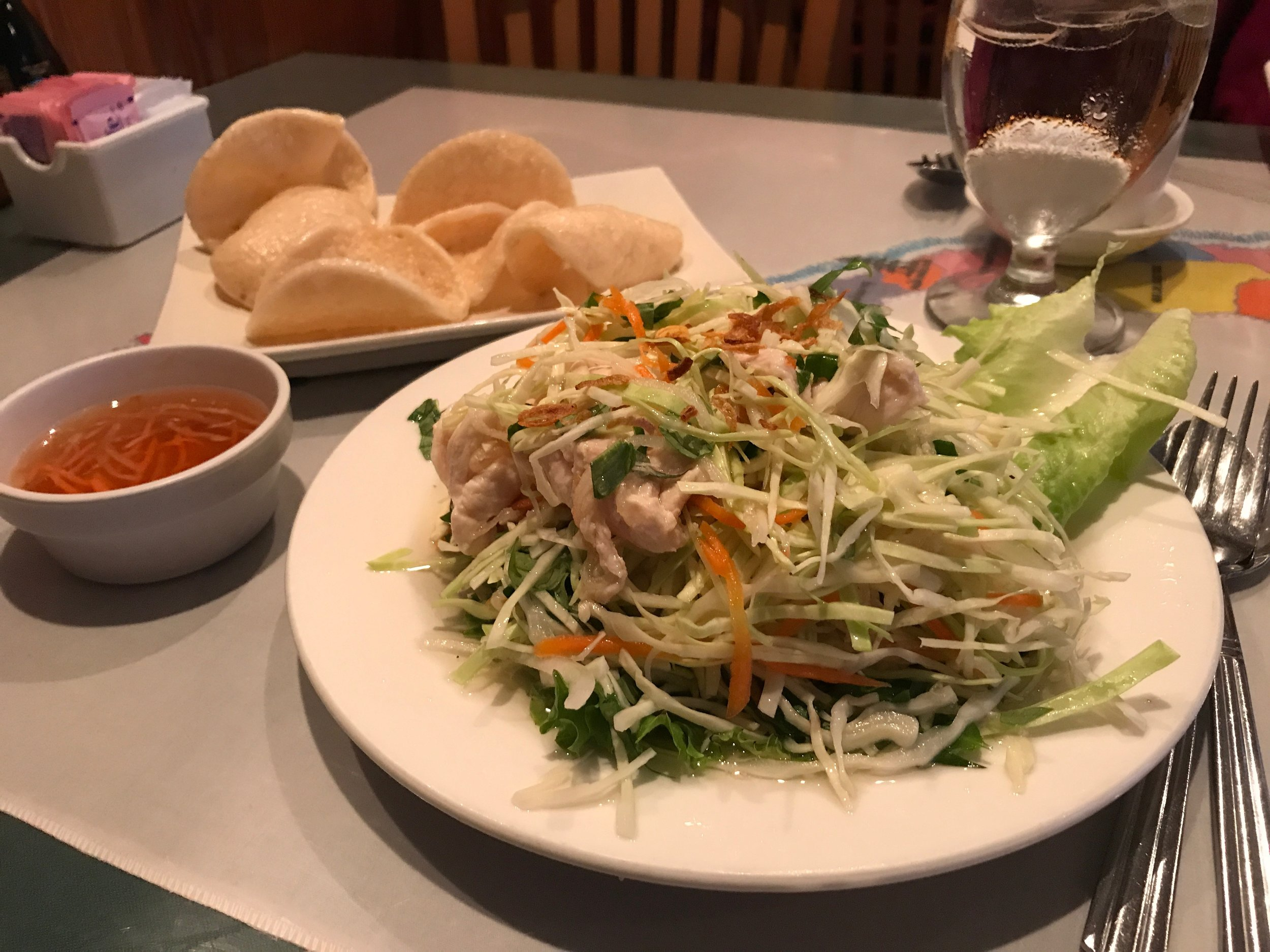 16. Lang Van - Lang Van is Charlotte's best Vietnamese restaurant. The service here is incredible. We've gone six months without eating here and they still remember our orders. It's pretty amazing. Oh, and the food is incredible, too.