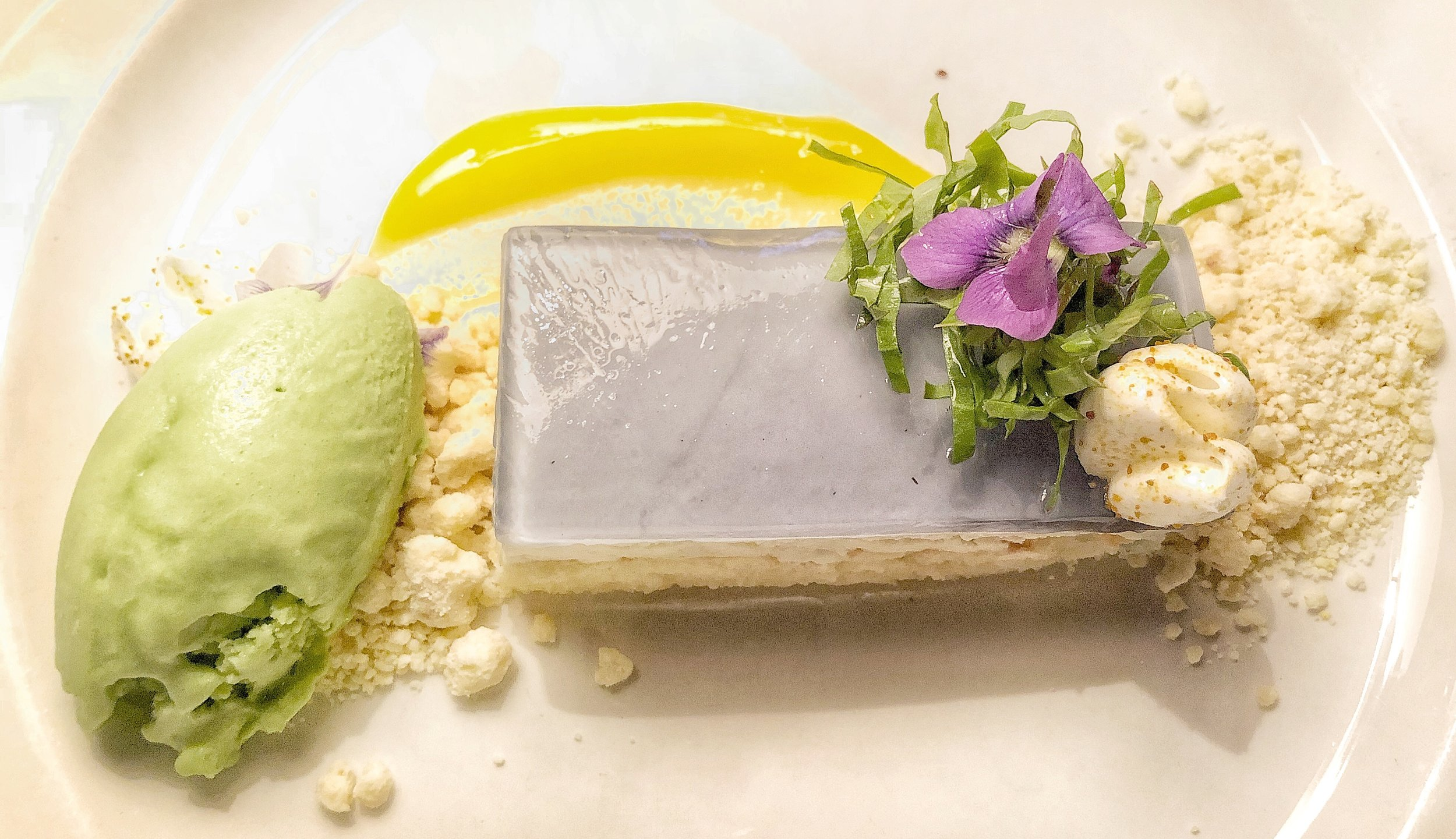 12. 300 East - A Charlotte classic with Ashley Boyd at the helm of the knock-out dessert program. Wood sorrel ice cream with lavender honey cake? YES, WE'LL TAKE 300 PLEASE.