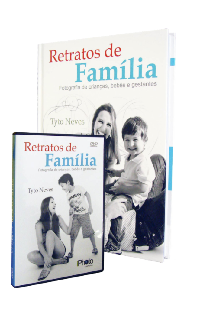 Retratos de Família - Fotografias de Crianças, Bebês e Gestantes