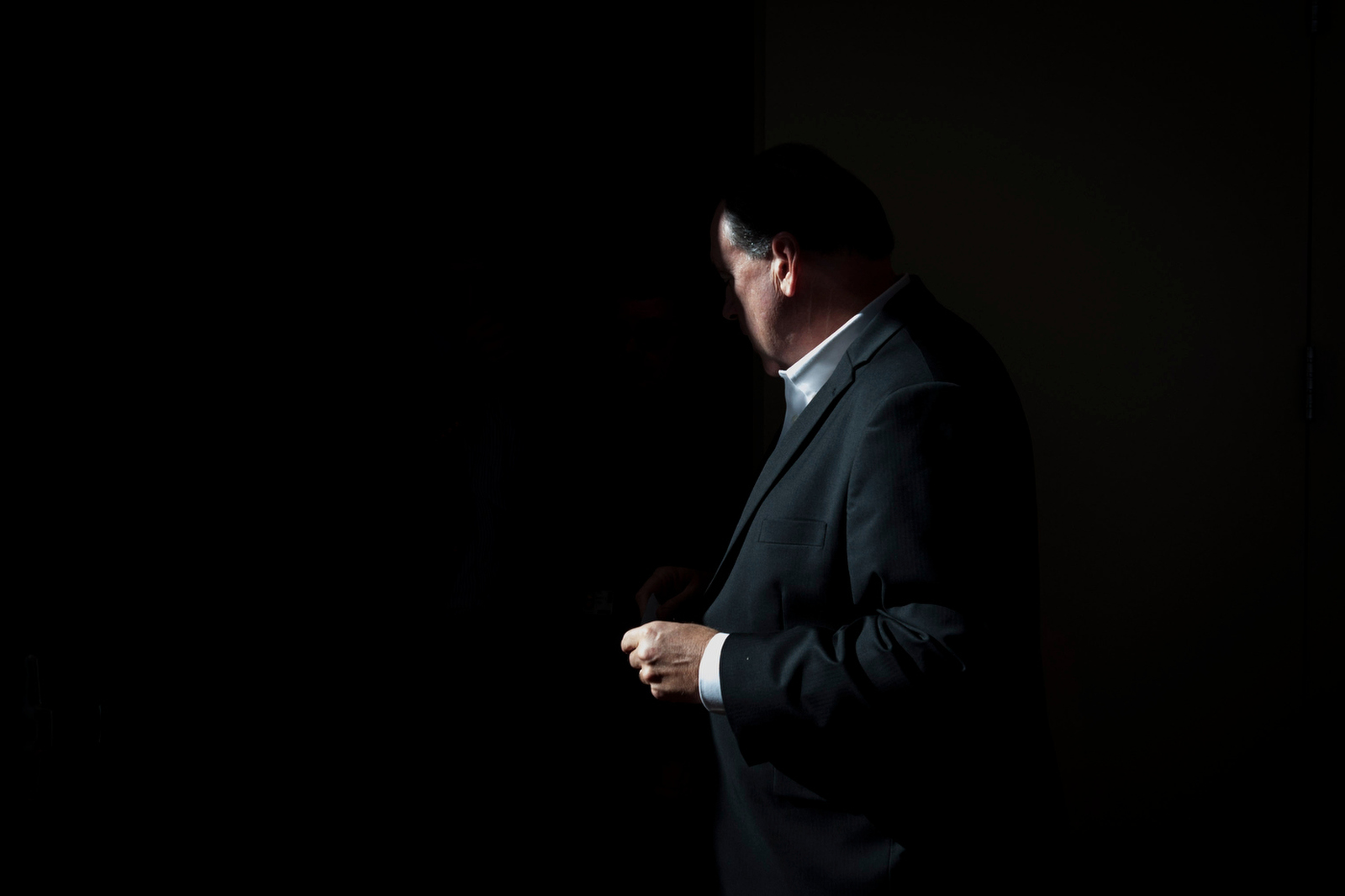 U.S. Republican presidential candidate Mike Huckabee speaks at the Freedom 2015 National Religious Liberties Conference in Des Moines, Iowa November 6, 2015.