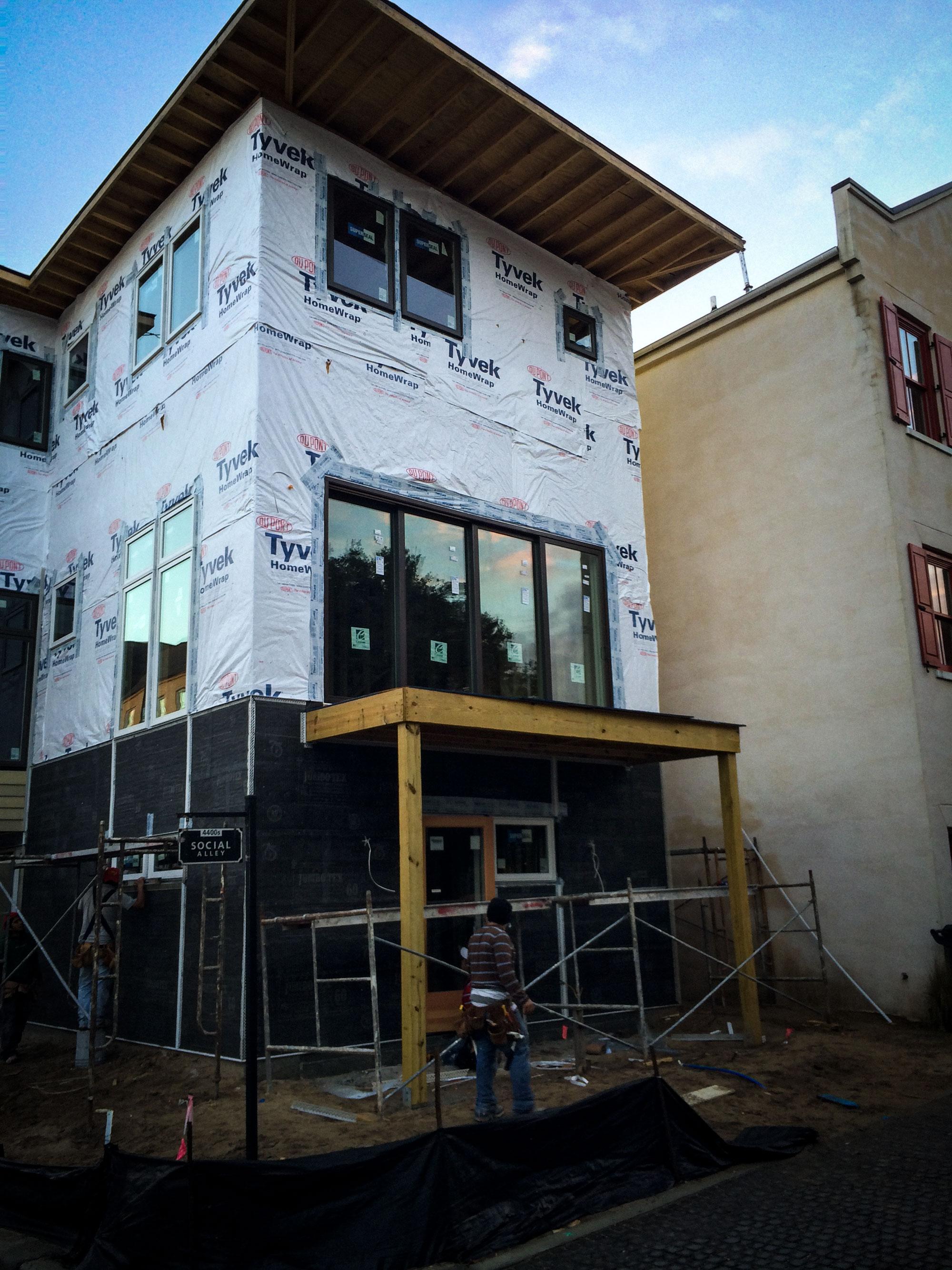 New Home Installation II