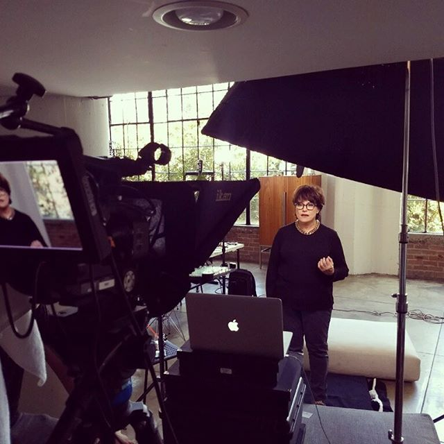 Just some beautiful backdrop windows for this training video today! Thanks @philipjhouston for the bts shot!