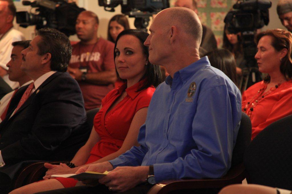 FL Gov Scott at Safe Harbor signing
