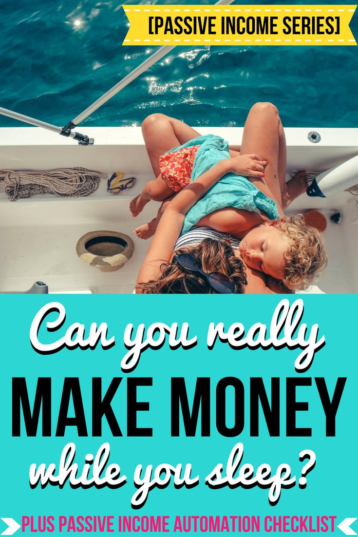 Passive Income | Sales Funnel | Online Courses
