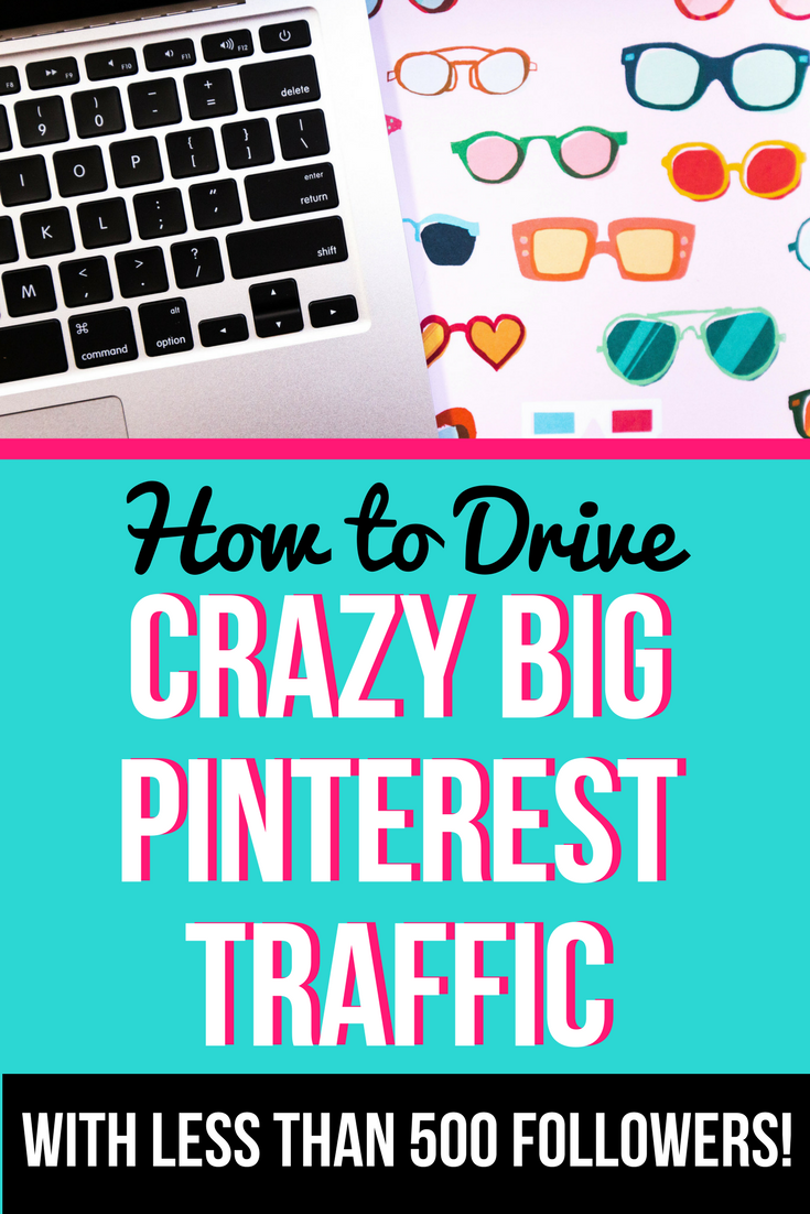 How to Drive Crazy Big Pinterest Blog Traffic with Less Than 500 Followers (CHECKLIST INCLUDED!). A case study of how Pinterest quickly became the driving force behind my online travel business. By utilizing Pinterest strategically, it became my number one traffic source, as well as my main source for leads that turned into paying clients!