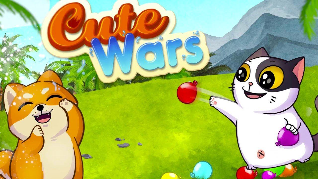 CUTE WARS