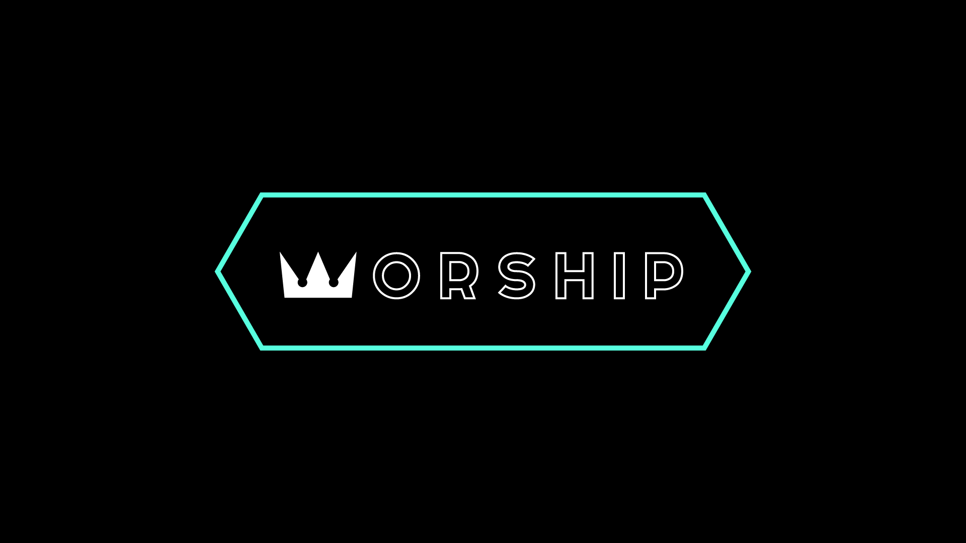 Worship Graphic Design for Churches