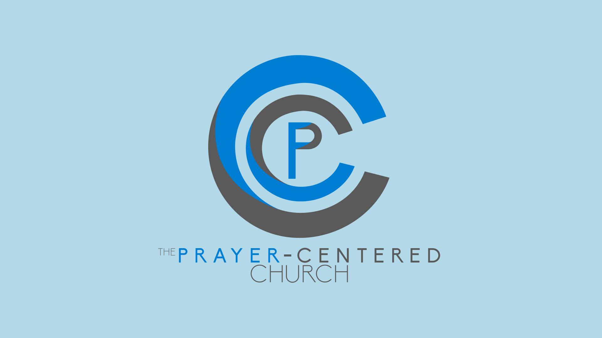 Prayer Centered Church Graphic Design