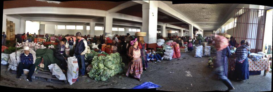 Quetzaltenango, Guatemala, 2012