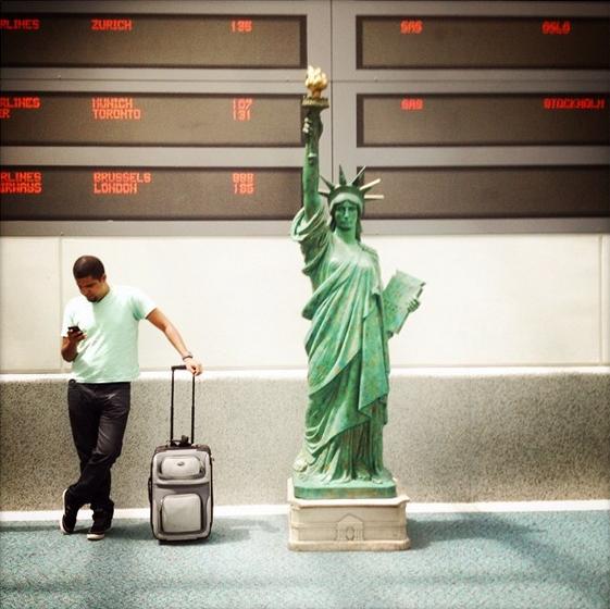 Welome to JFK, 2014