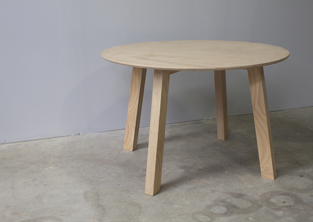 The Compass table. Photo: Mast Furniture