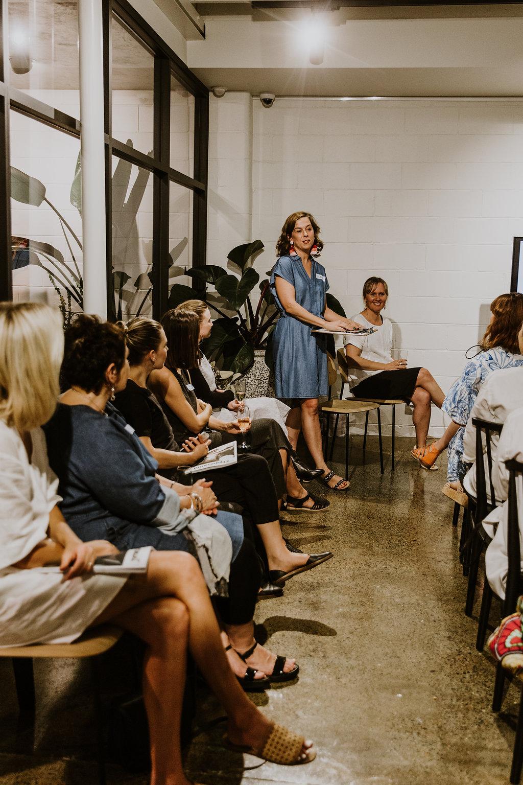 Creative Womens Circle Brisbane, Newstead Studios, Photographer: Greta Elizabeth