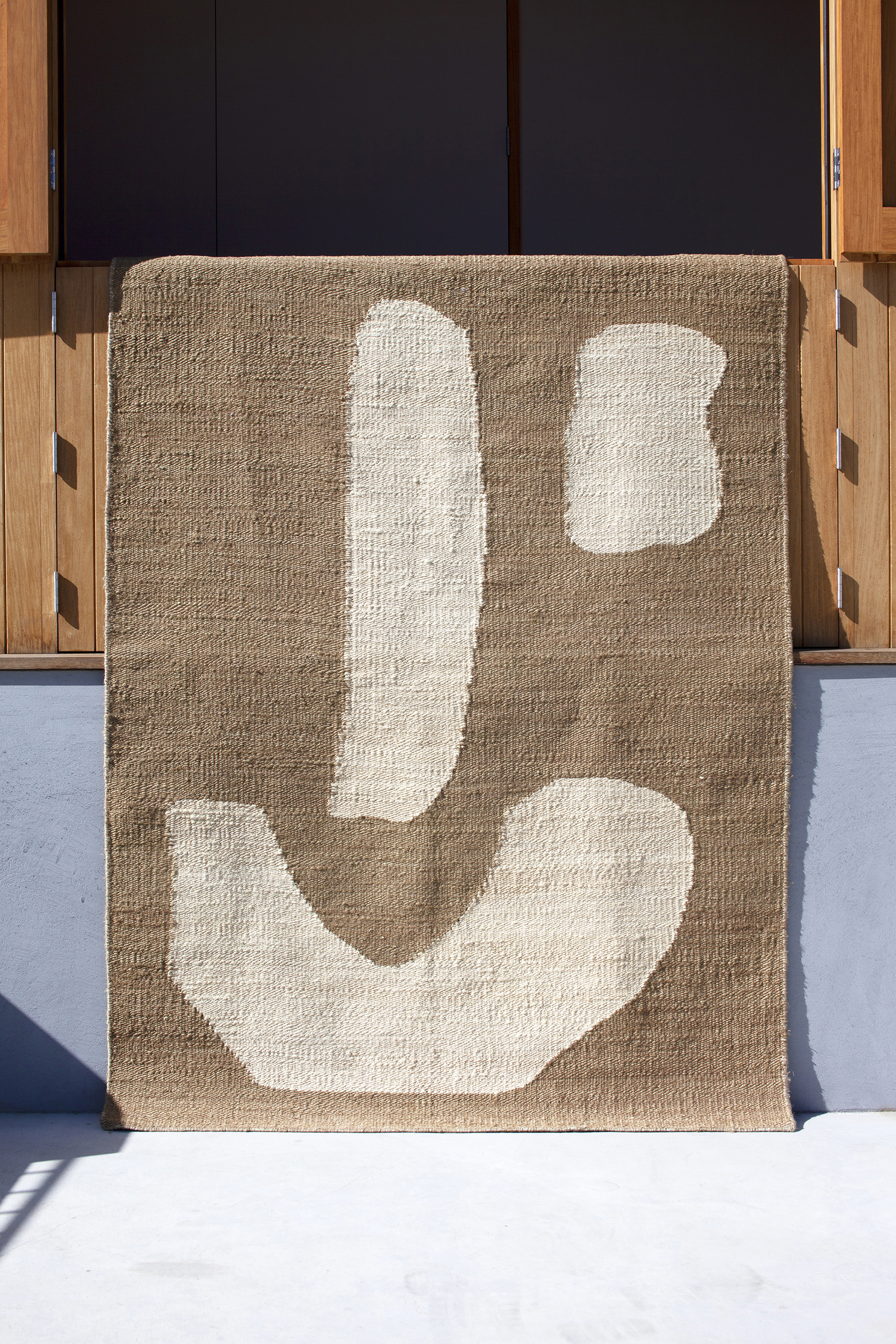 Rug • Driftwood Desert / Bone Jute