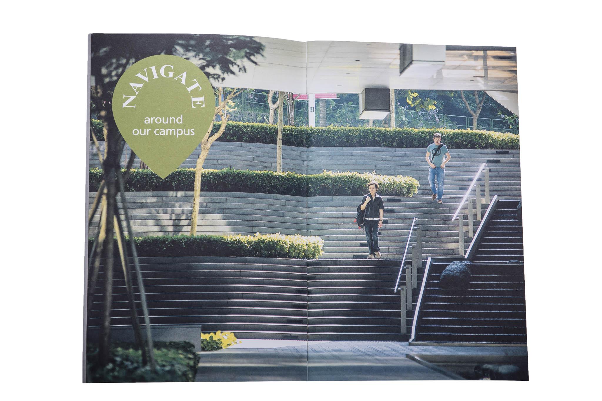 AROUND NUS: A Freshmen Booklet