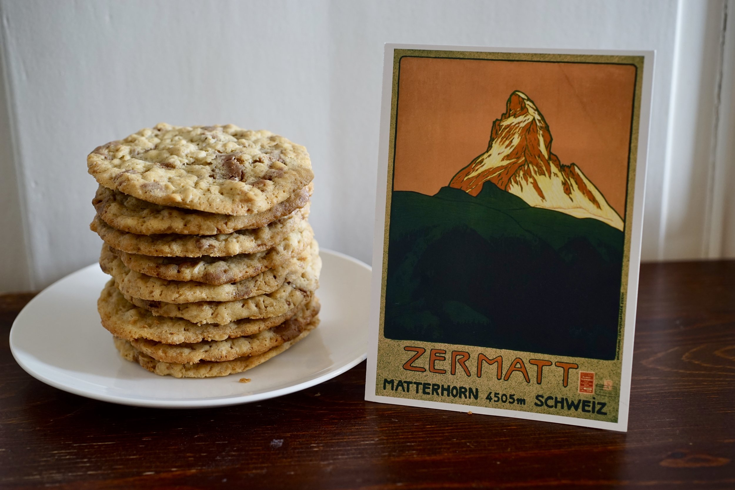 Is the shape of the Toblerone inspired by Switzerland's most famous peak? No!