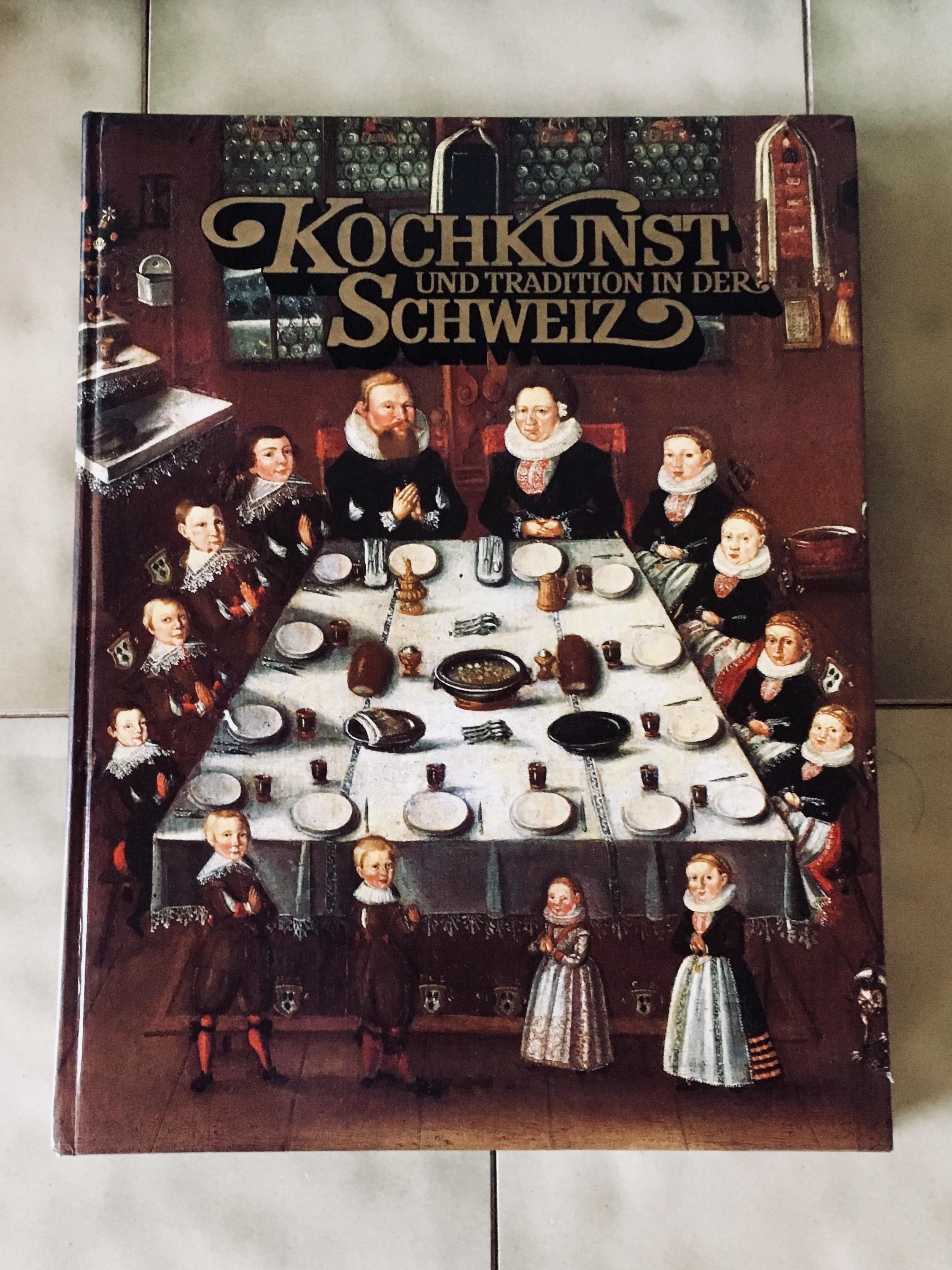 Kochkunst und Traditionen in der Schweiz