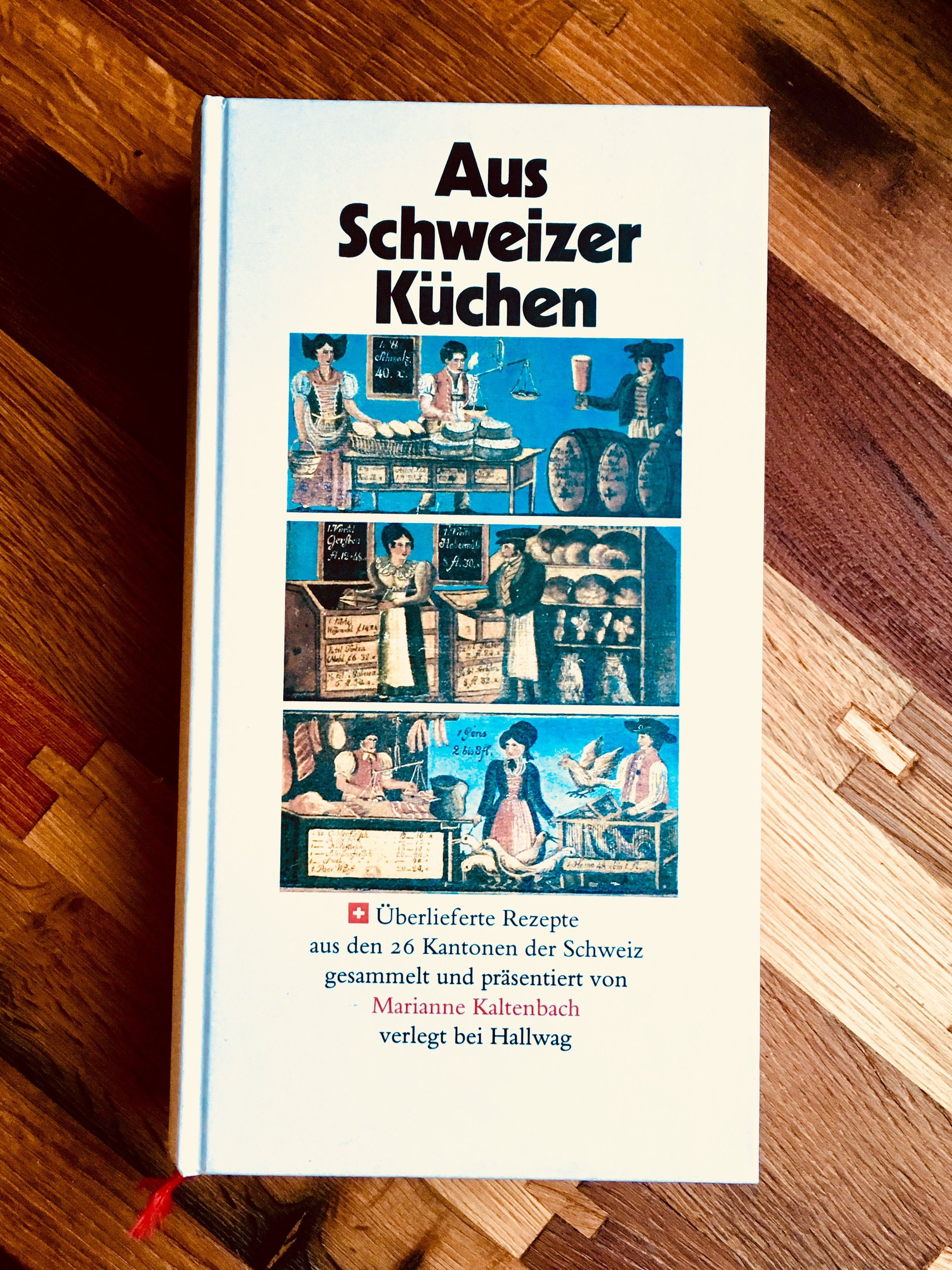 Aus Schweizer Küchen