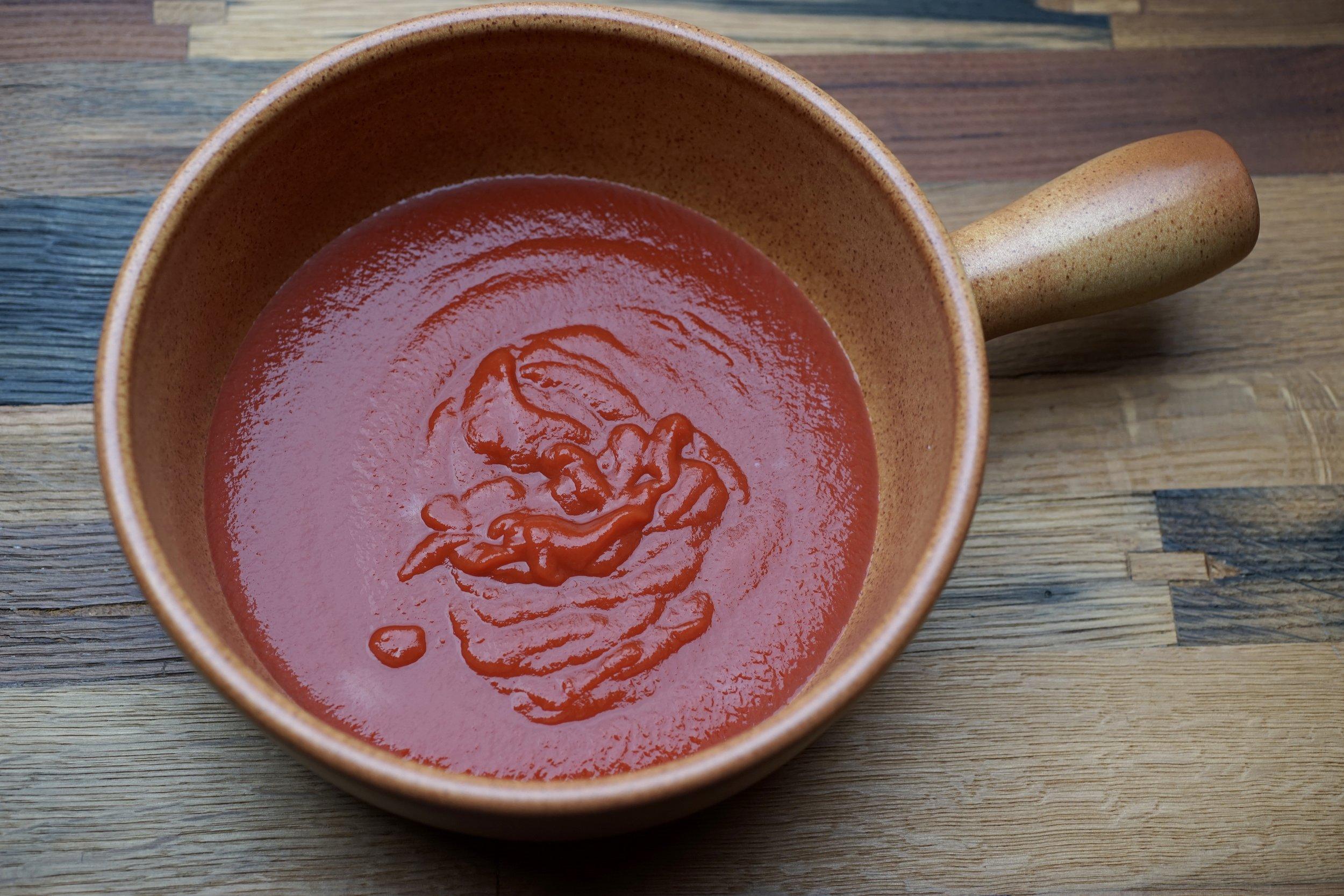 tomato fondue
