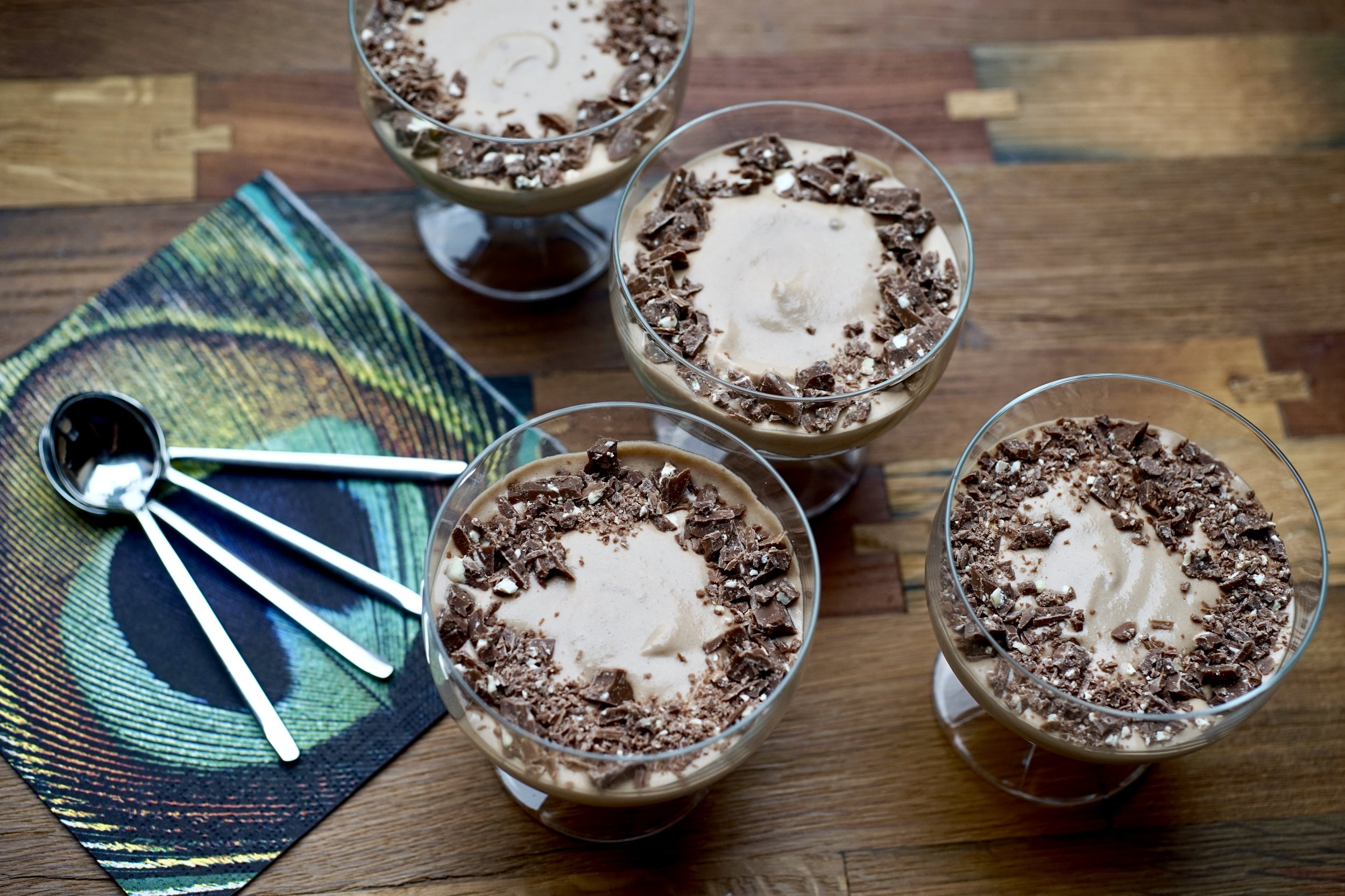 Need more Swiss chocolate in your life? - Toblerone Mousse
