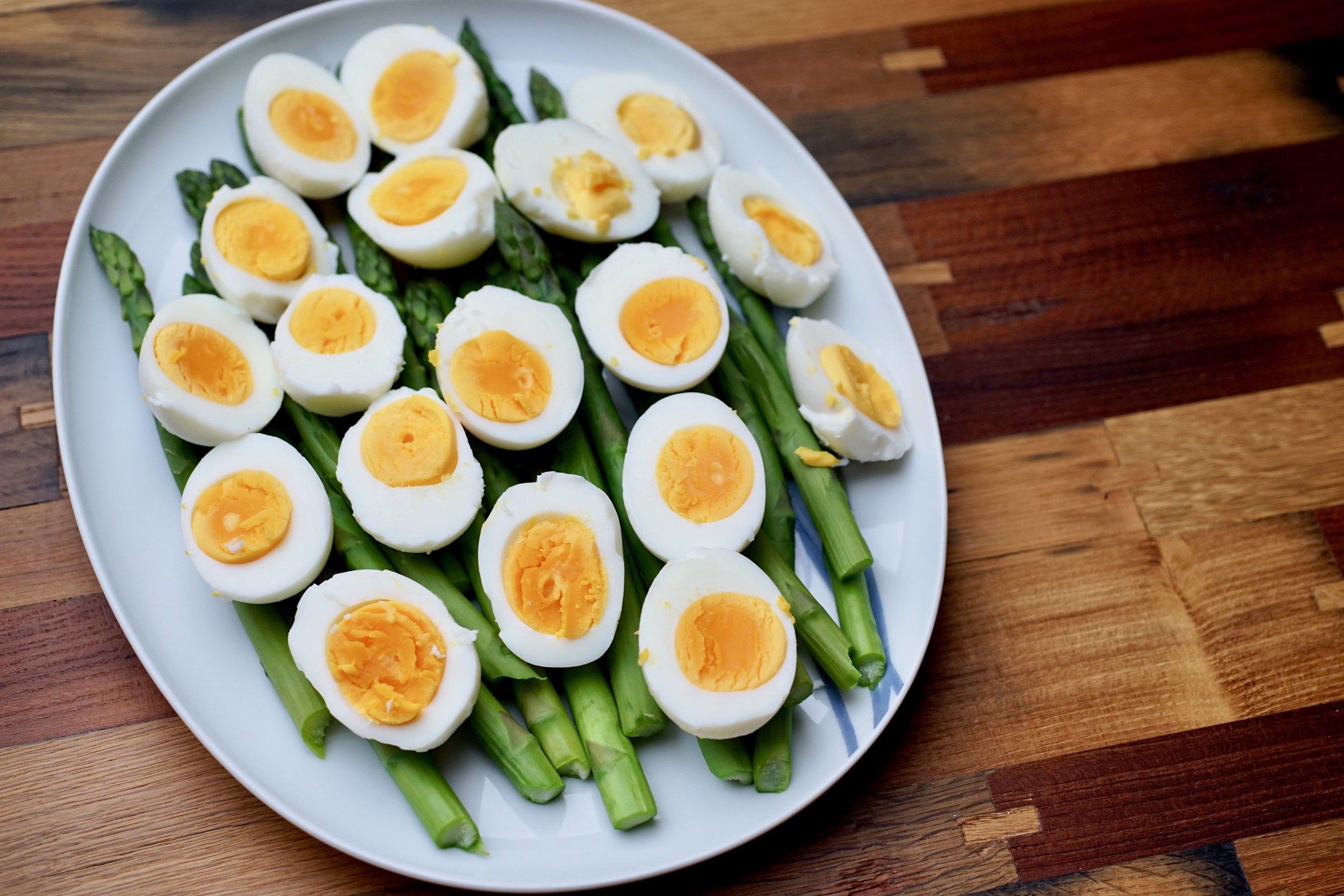 More eggs? - Eiervorässe