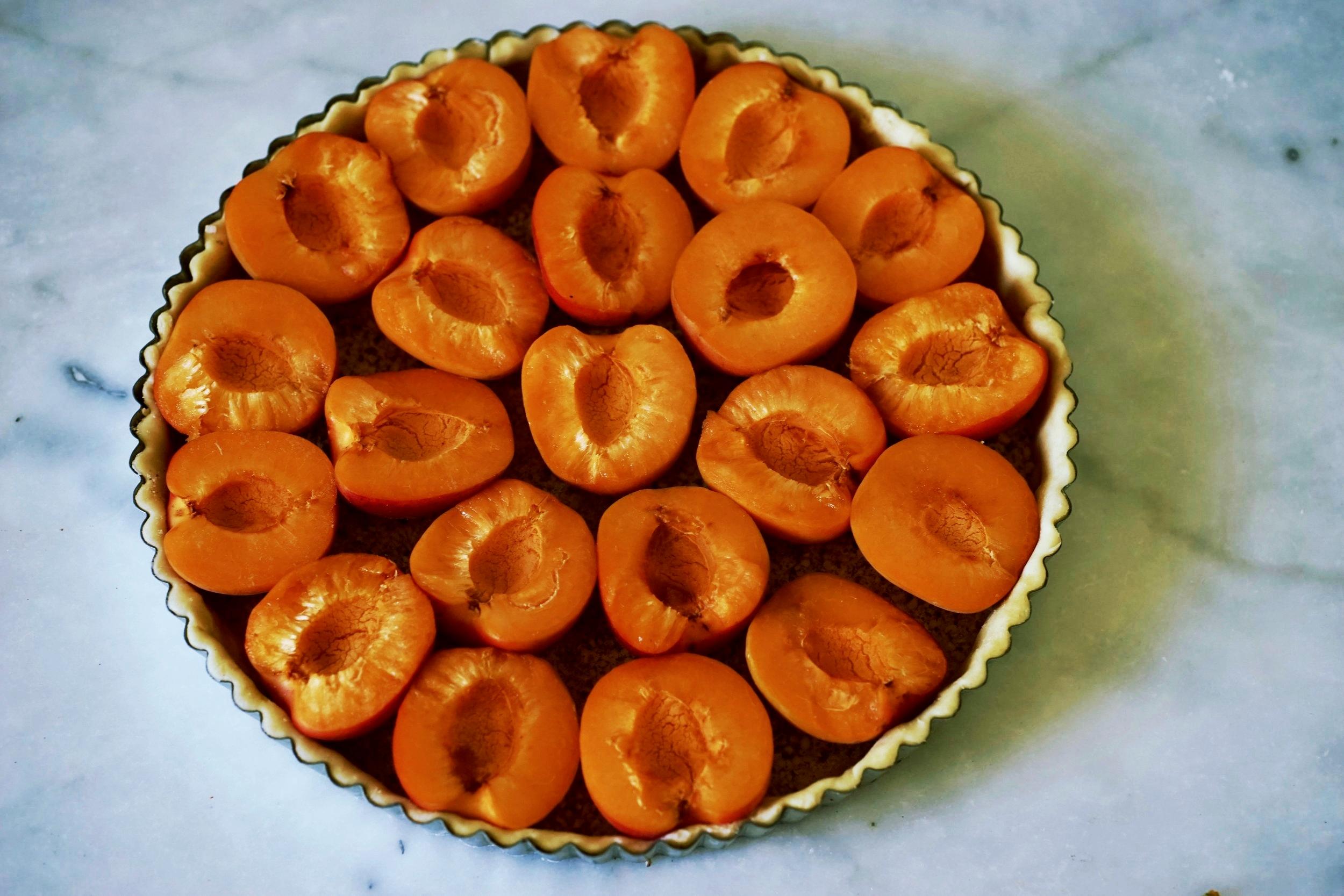 More apricots? - Aprikosenwähe