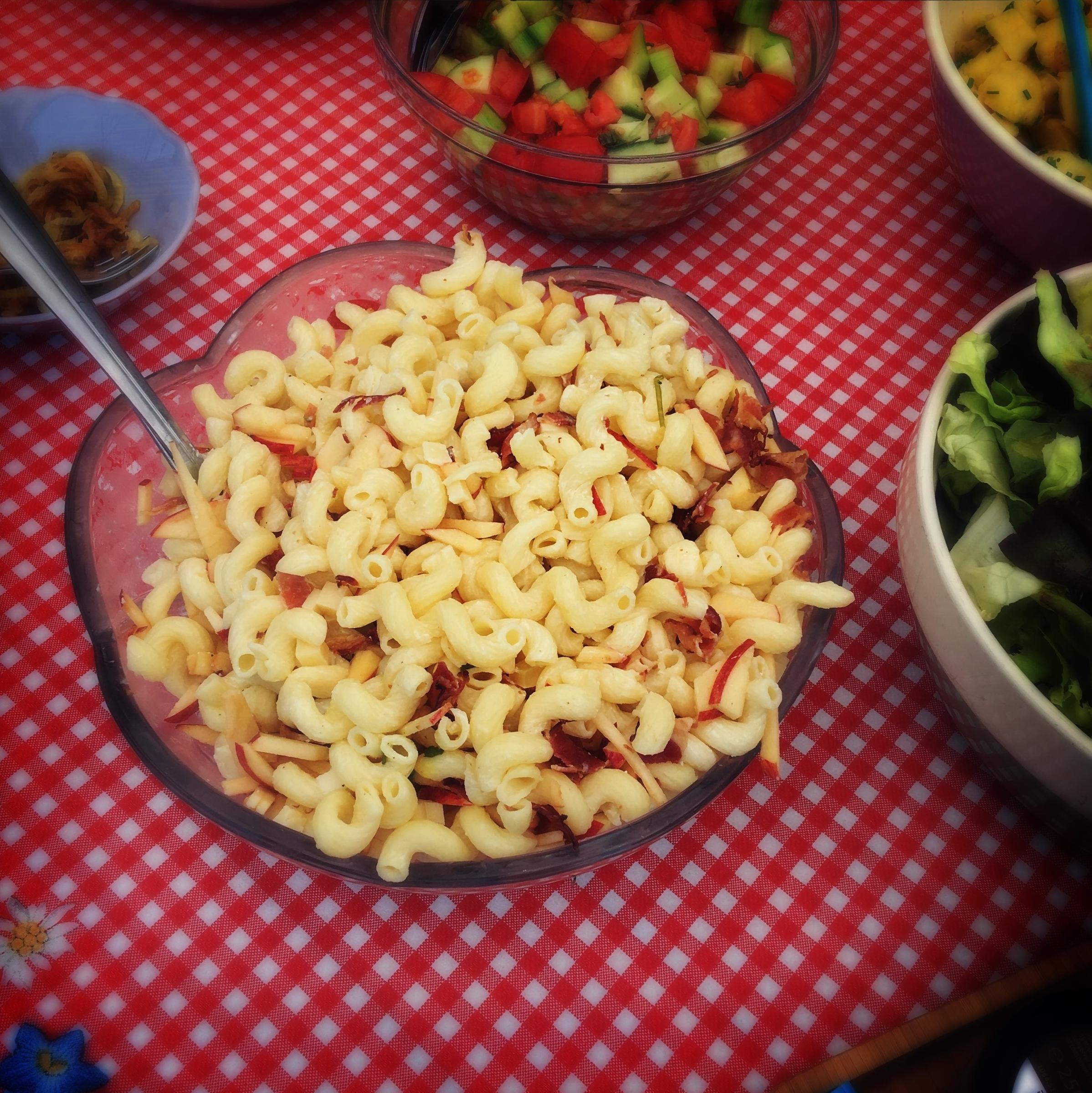Älplermagrone Salad