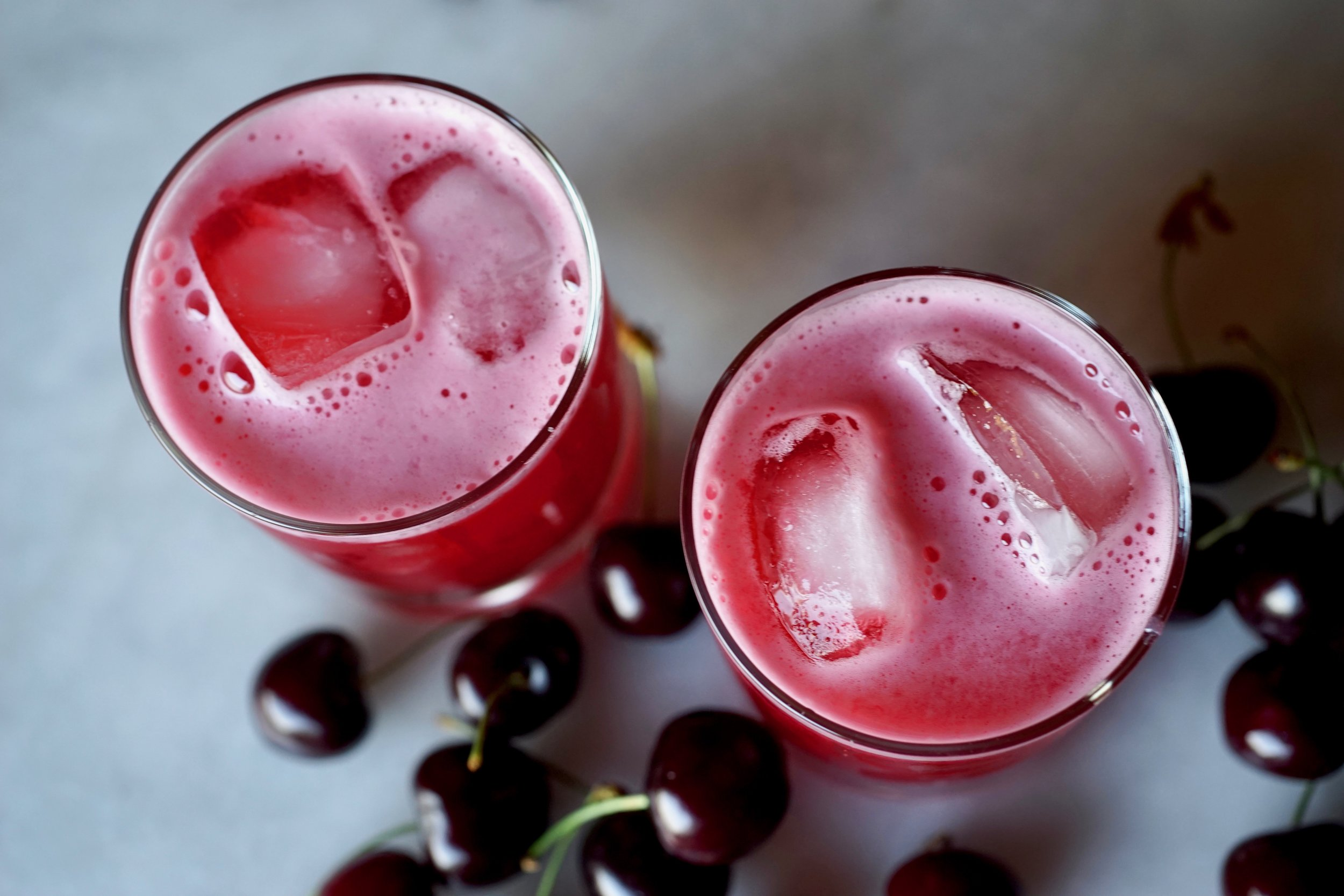 More boozy fruit? - Kirsch Sour