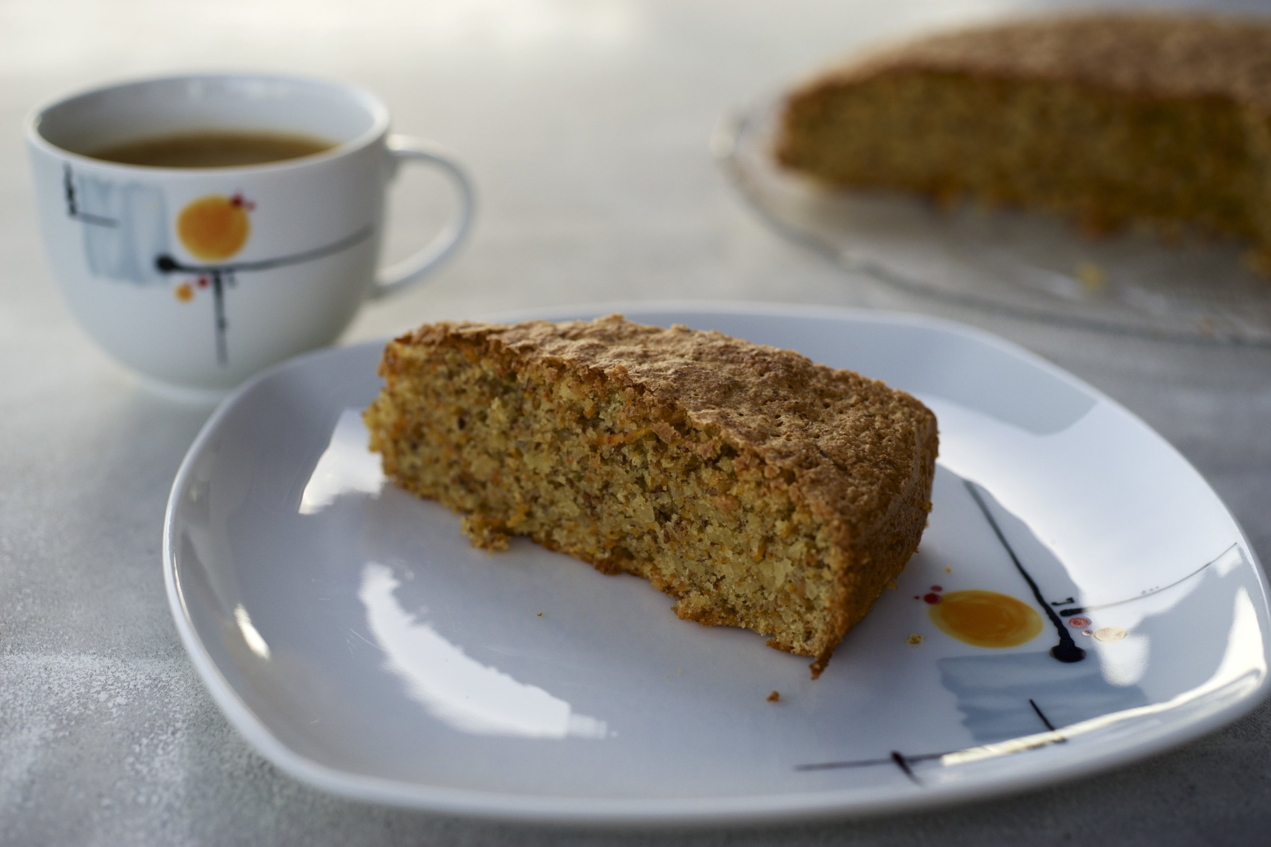 More cake? - Rüeblitorte