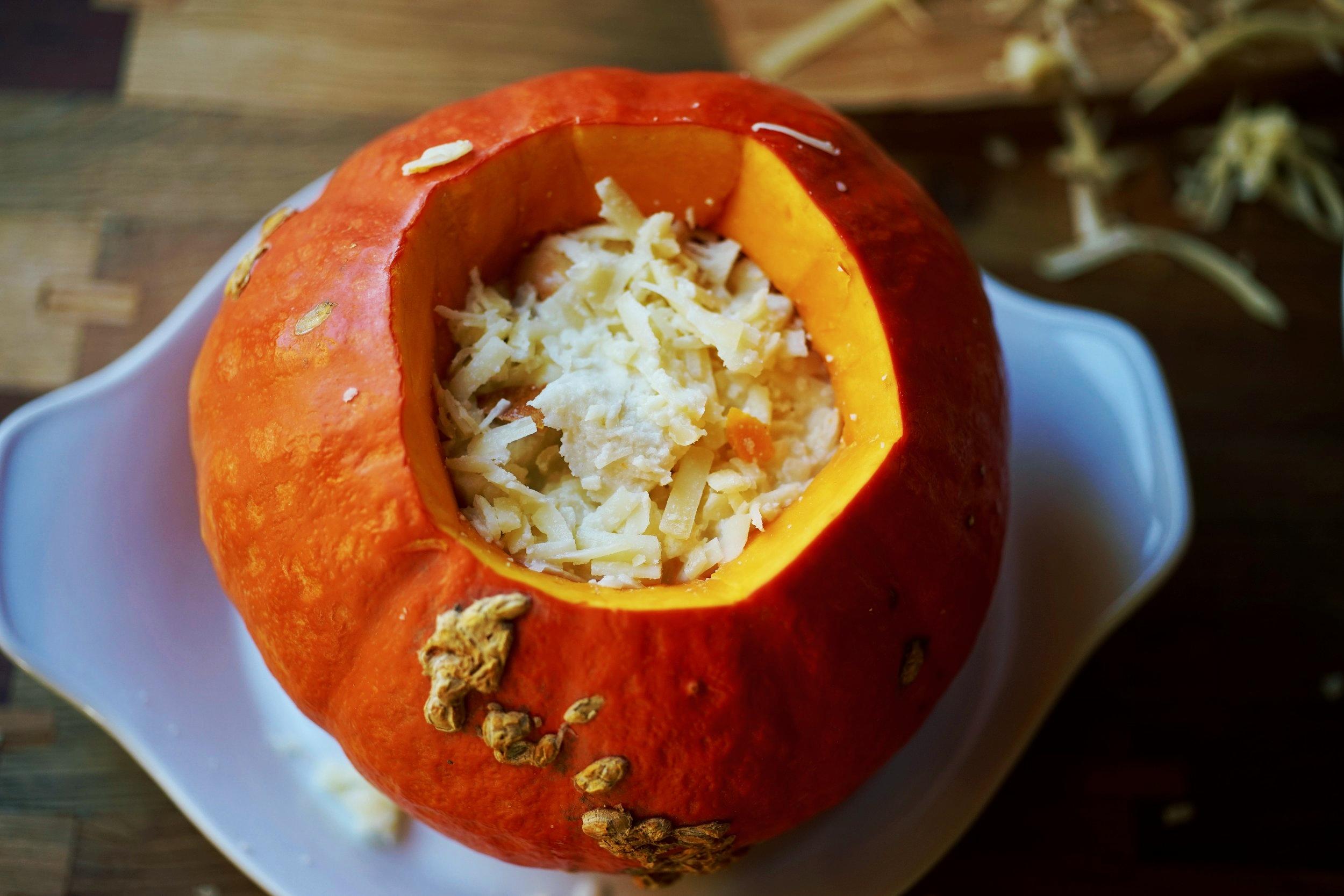 Another fall favourite - Pumpkin Fondue
