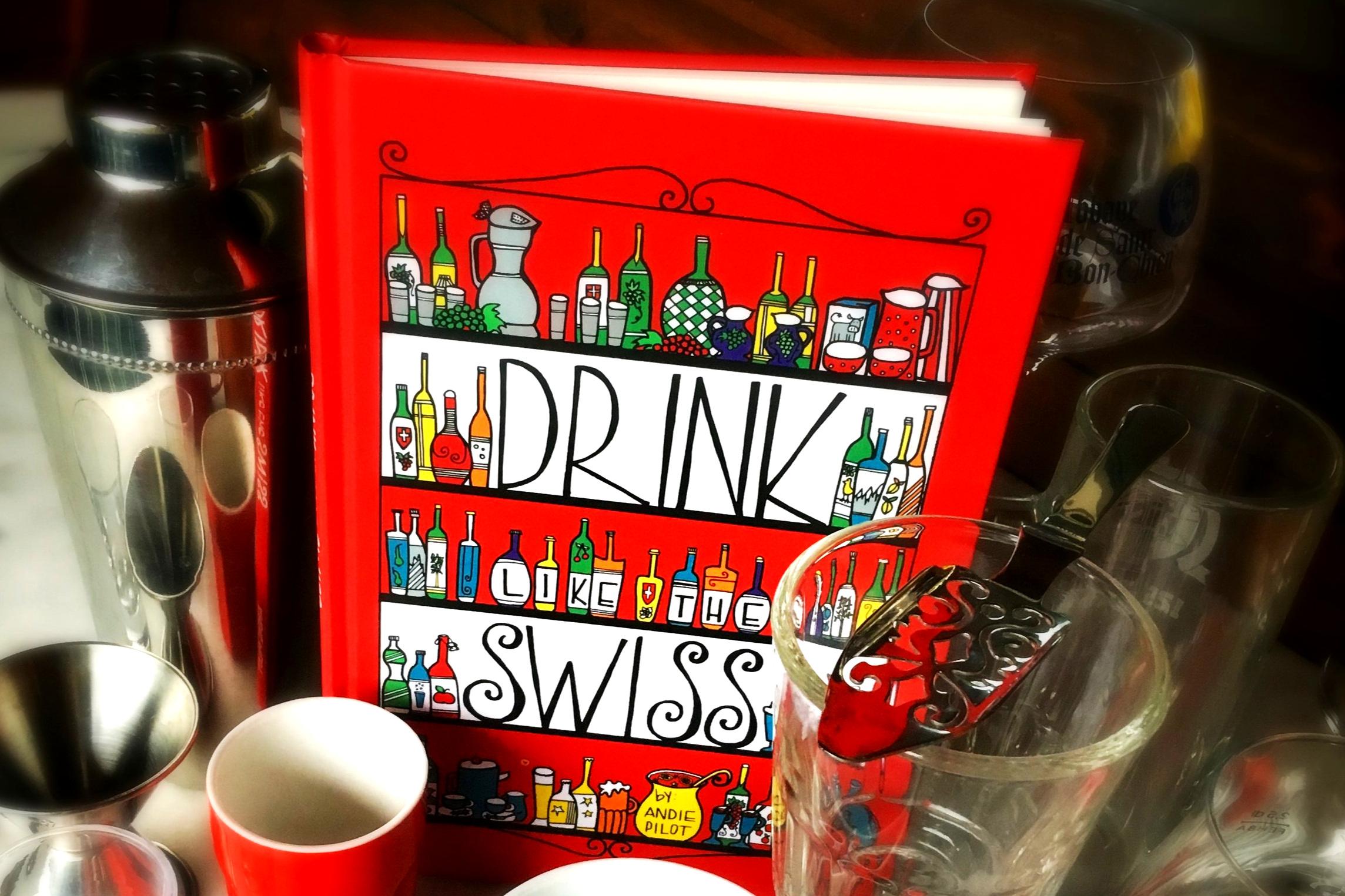 Watson - Drink like the Swiss»? Na klar doch! Wir sind ja INTEGRIERT ...