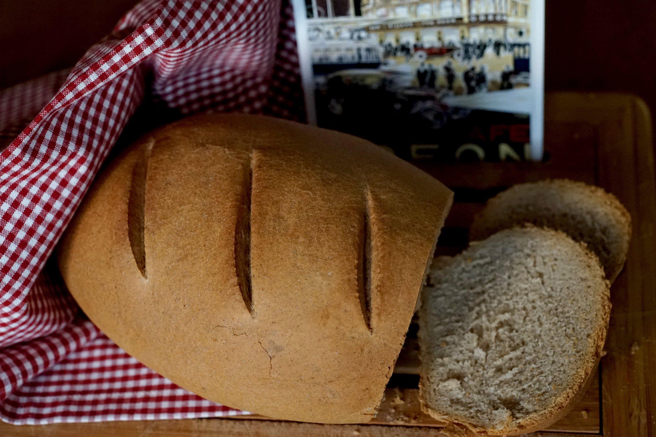 More Bread? - Zürcherbrot