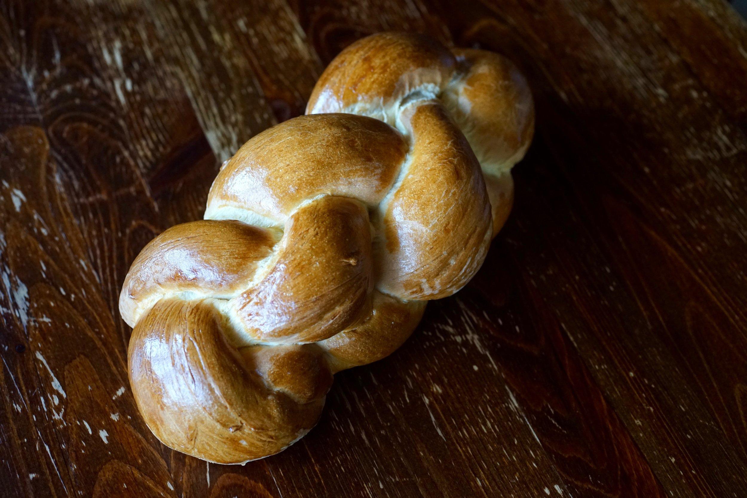 More Bread? - Zopf
