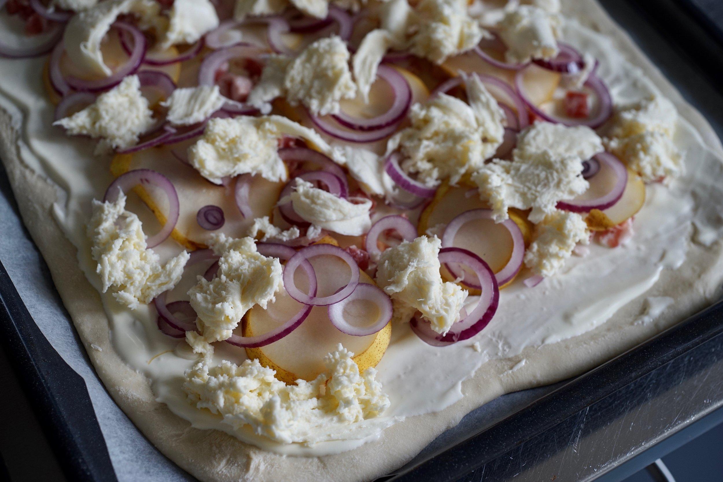 More pizza? - Pizza Williams