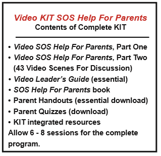 Click for PARENTS VIDEO KIT